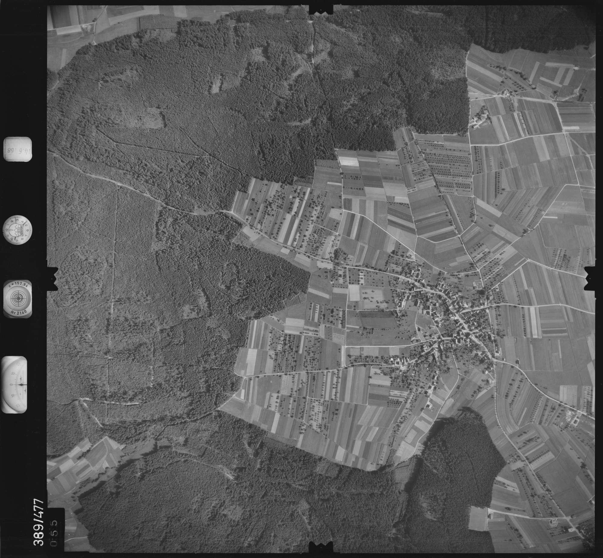Luftbild: Film 21 Bildnr. 55, Bild 1