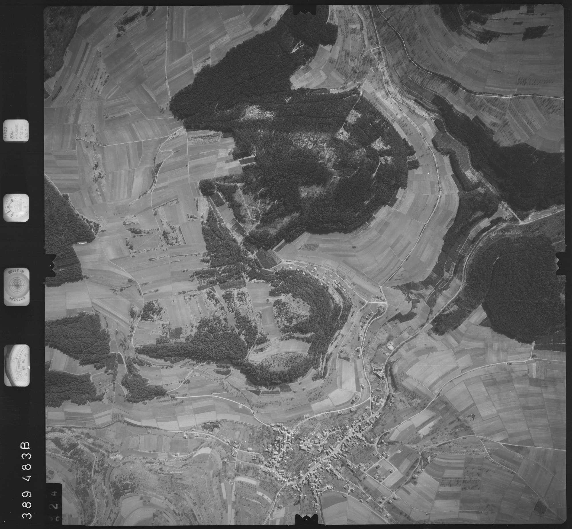 Luftbild: Film 22 Bildnr. 224, Bild 1