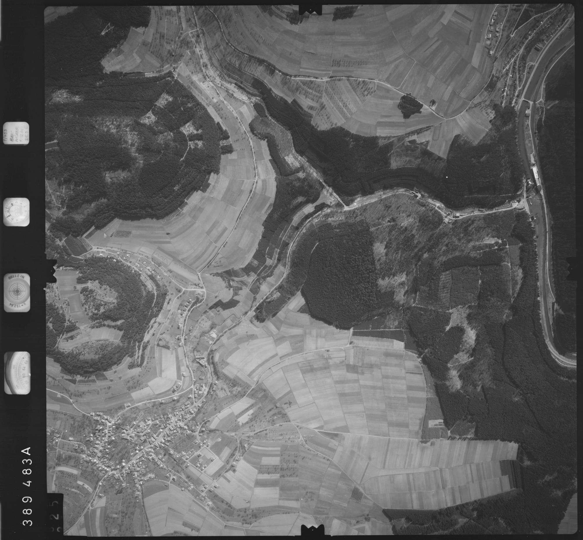 Luftbild: Film 22 Bildnr. 225, Bild 1
