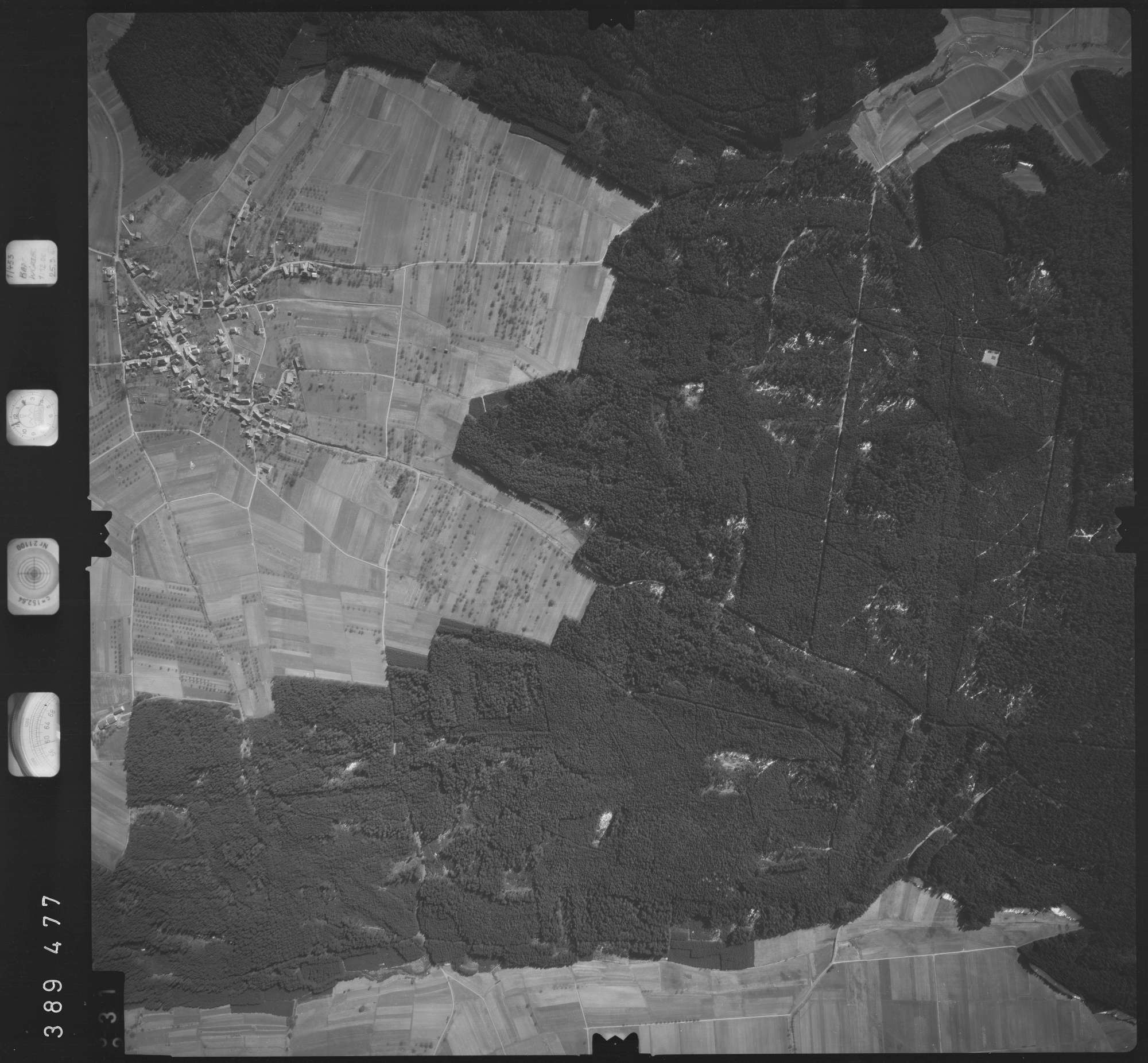 Luftbild: Film 22 Bildnr. 231, Bild 1