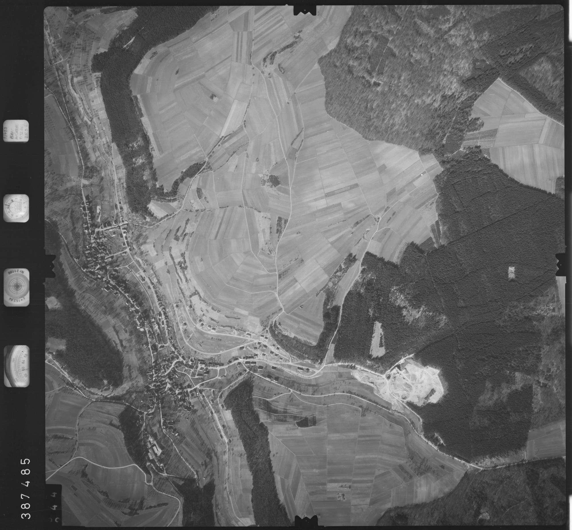 Luftbild: Film 22 Bildnr. 244, Bild 1