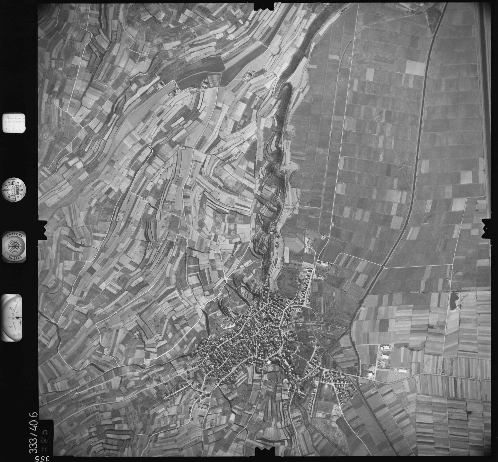 Luftbild: Film 36 Bildnr. 355, Bild 1