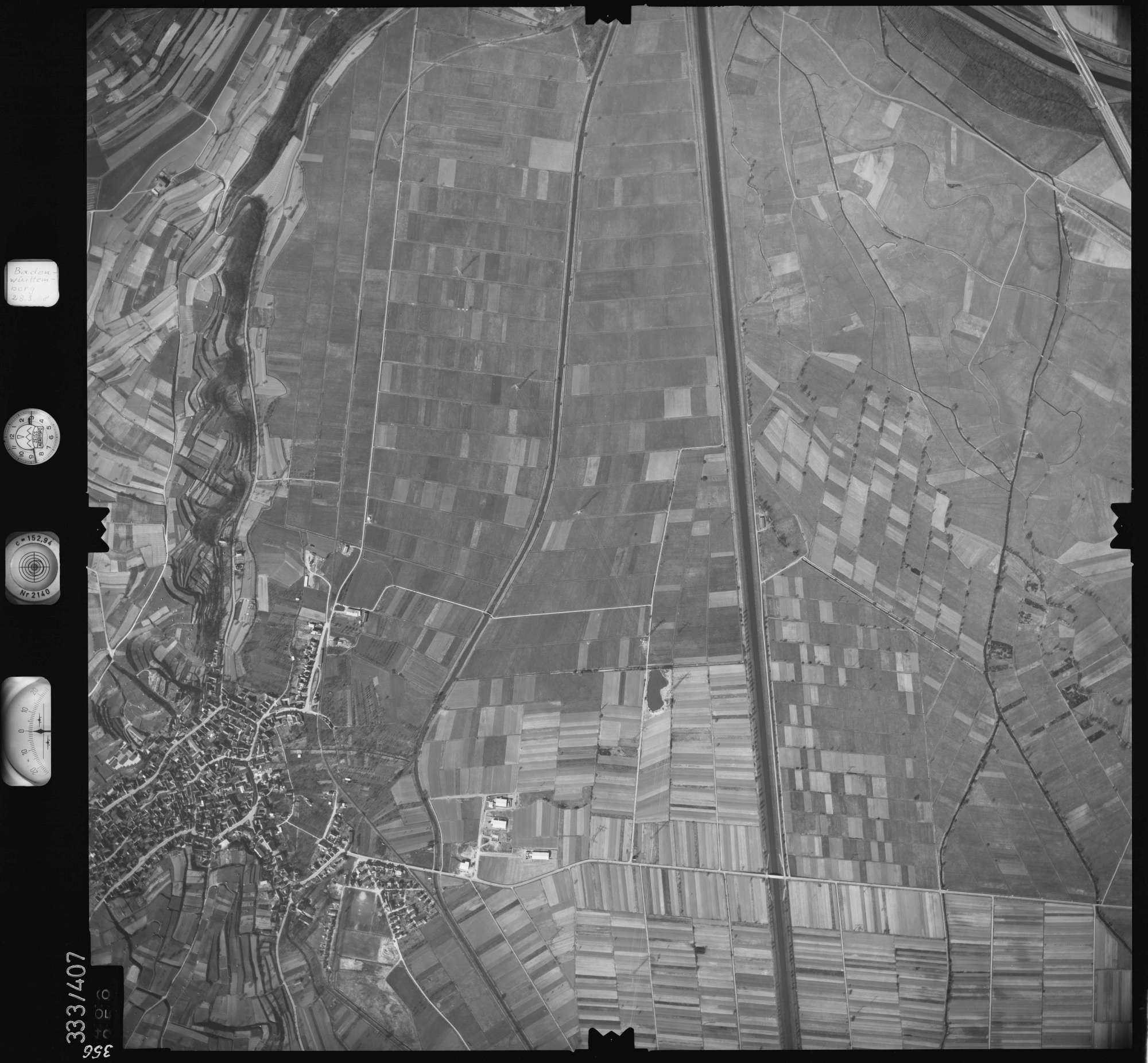 Luftbild: Film 36 Bildnr. 356, Bild 1