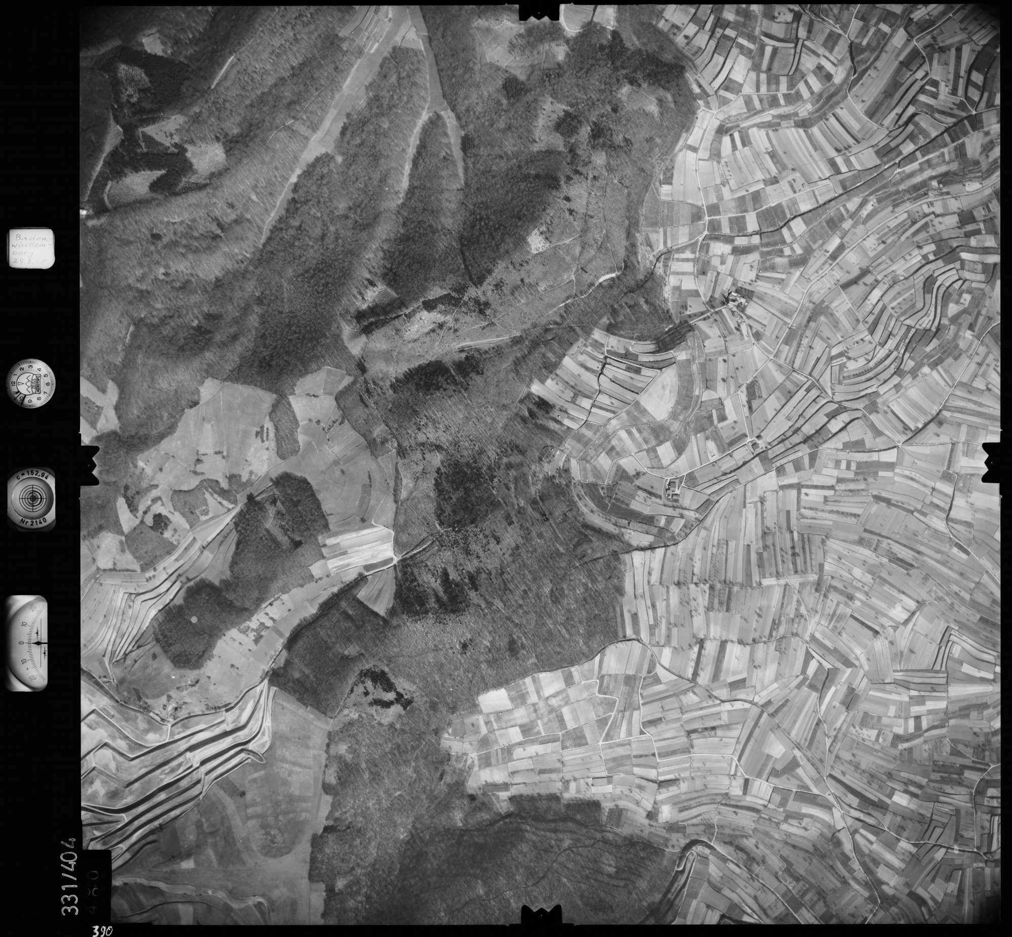 Luftbild: Film 47 Bildnr. 390, Bild 1