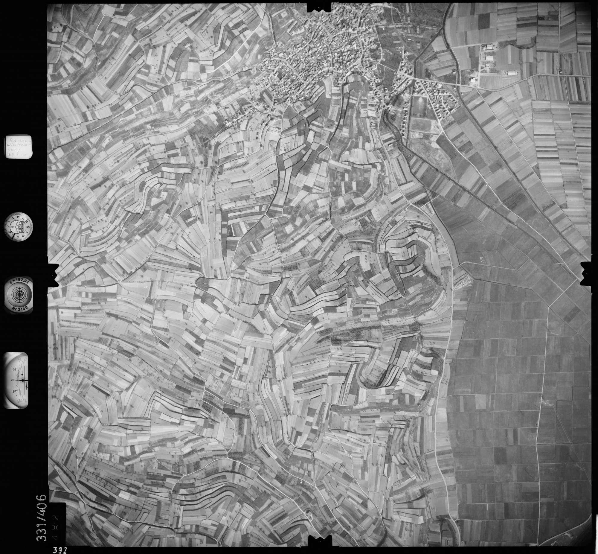 Luftbild: Film 47 Bildnr. 392, Bild 1