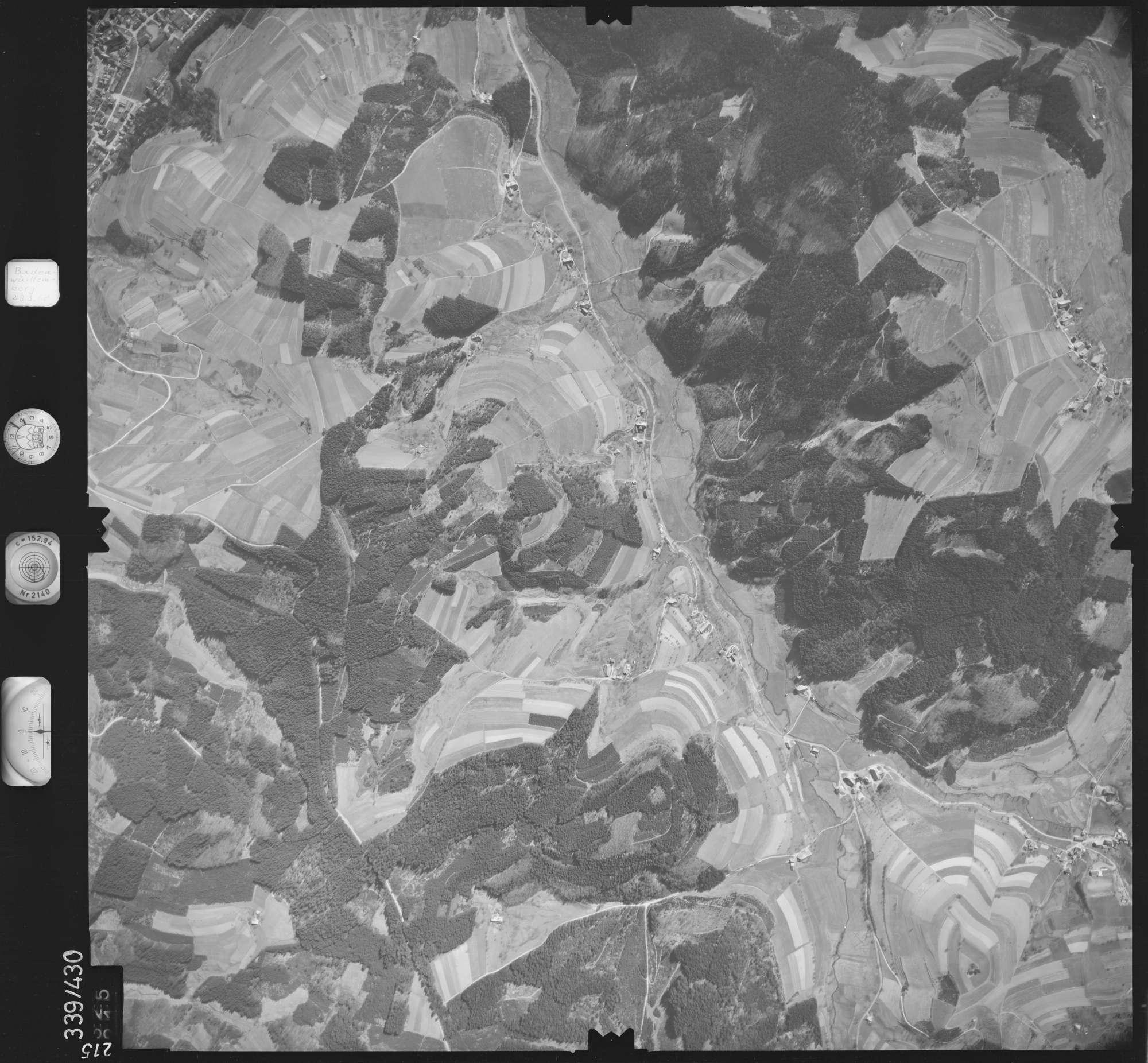 Luftbild: Film 36 Bildnr. 215, Bild 1