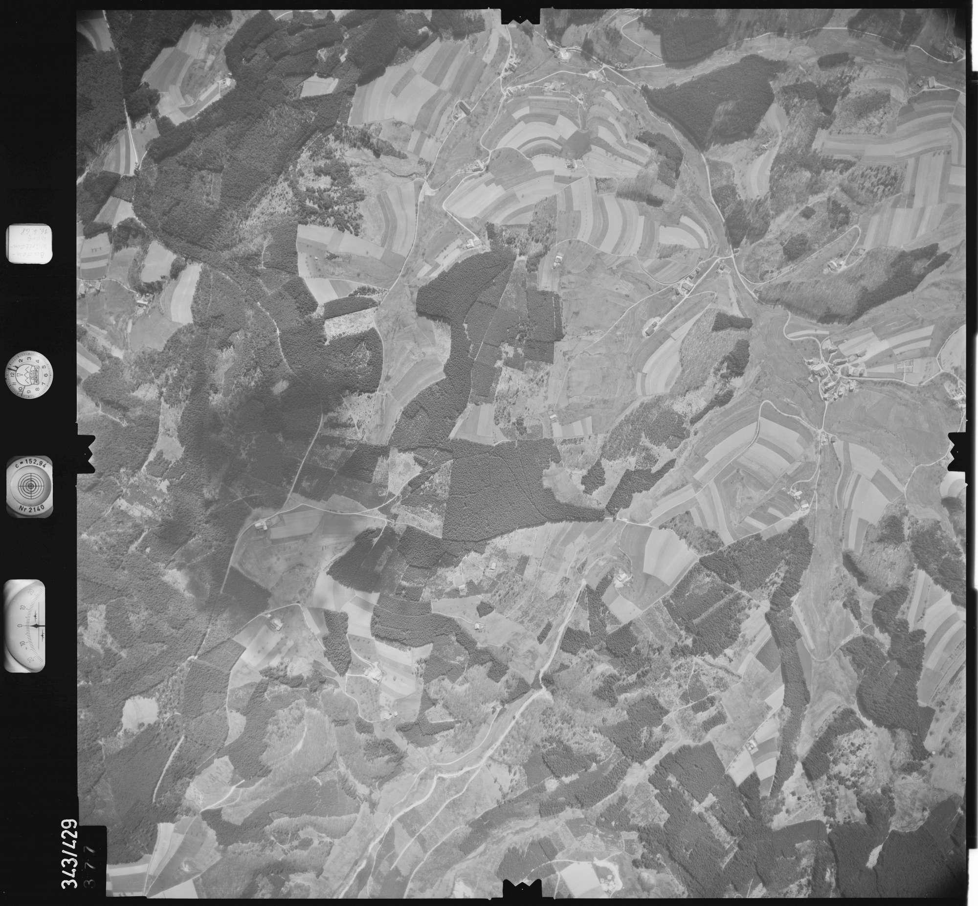 Luftbild: Film 89 Bildnr. 377, Bild 1