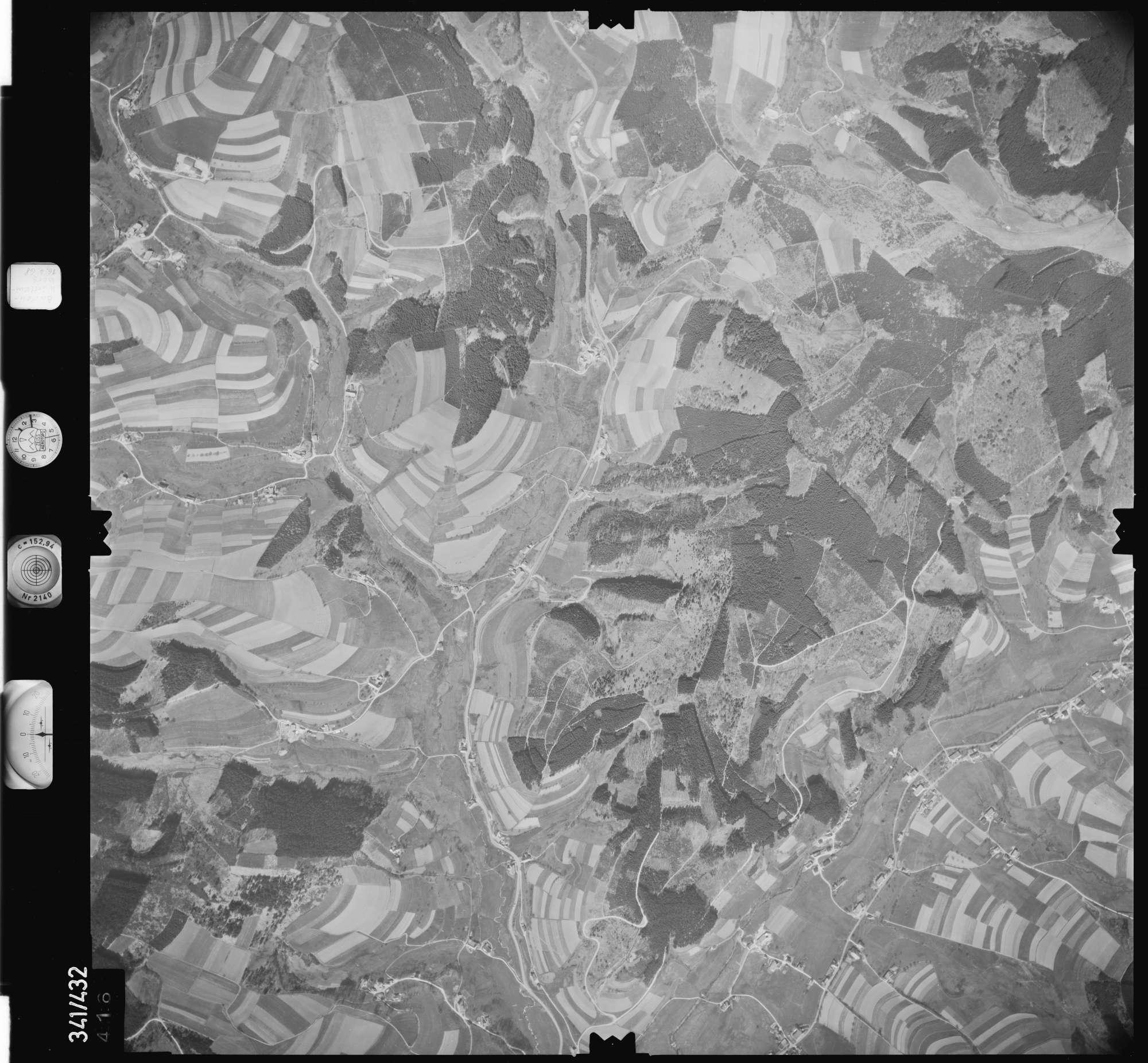 Luftbild: Film 89 Bildnr. 416, Bild 1