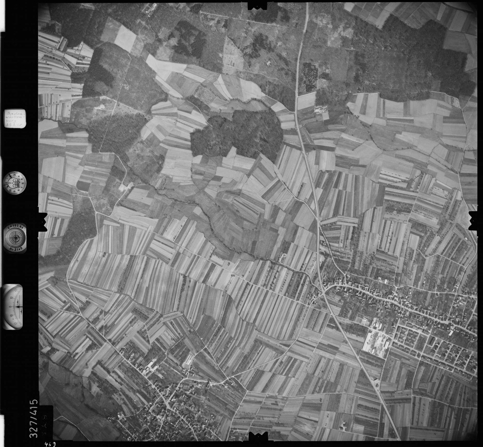 Luftbild: Film 47 Bildnr. 469, Bild 1