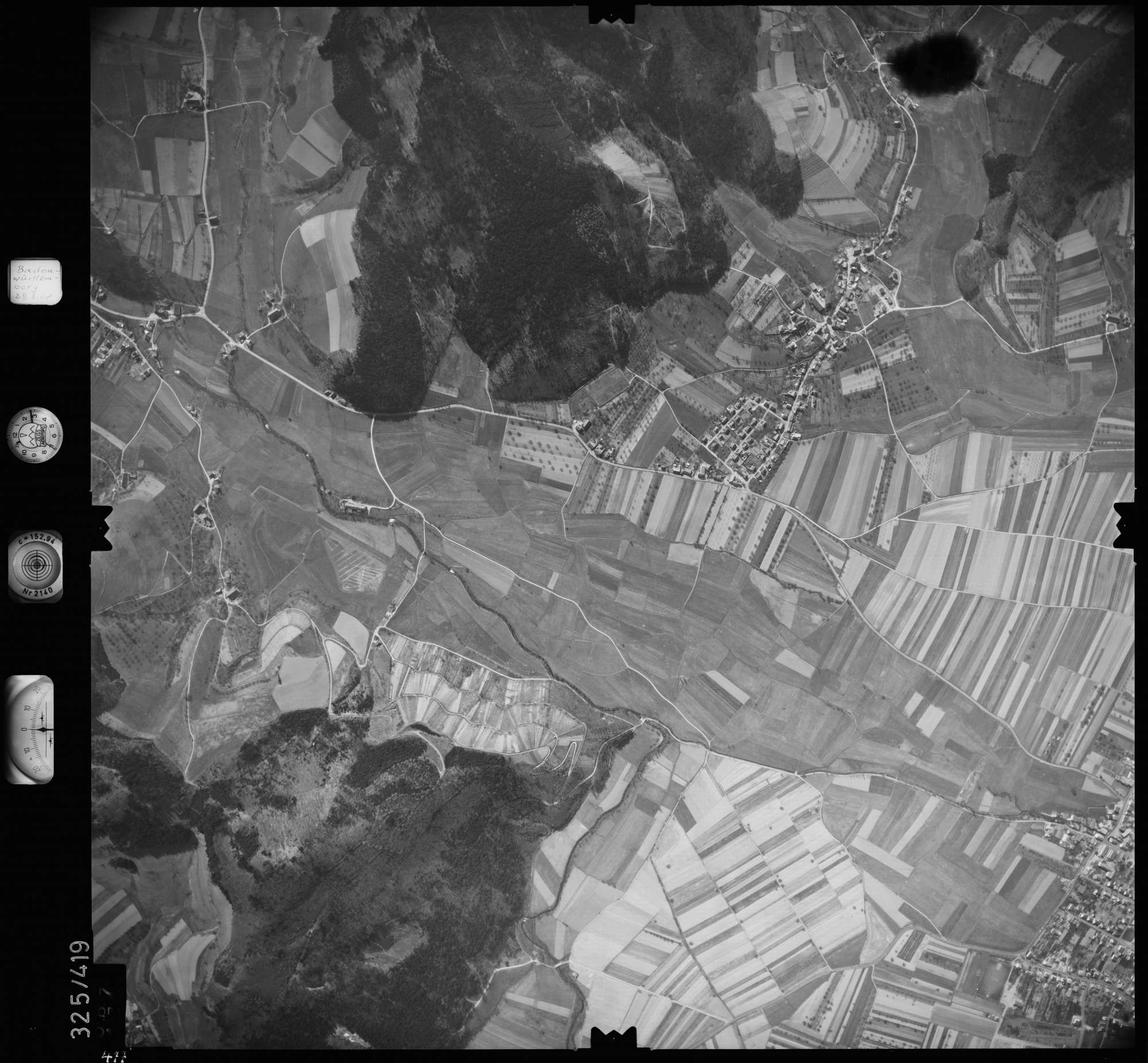 Luftbild: Film 47 Bildnr. 477, Bild 1