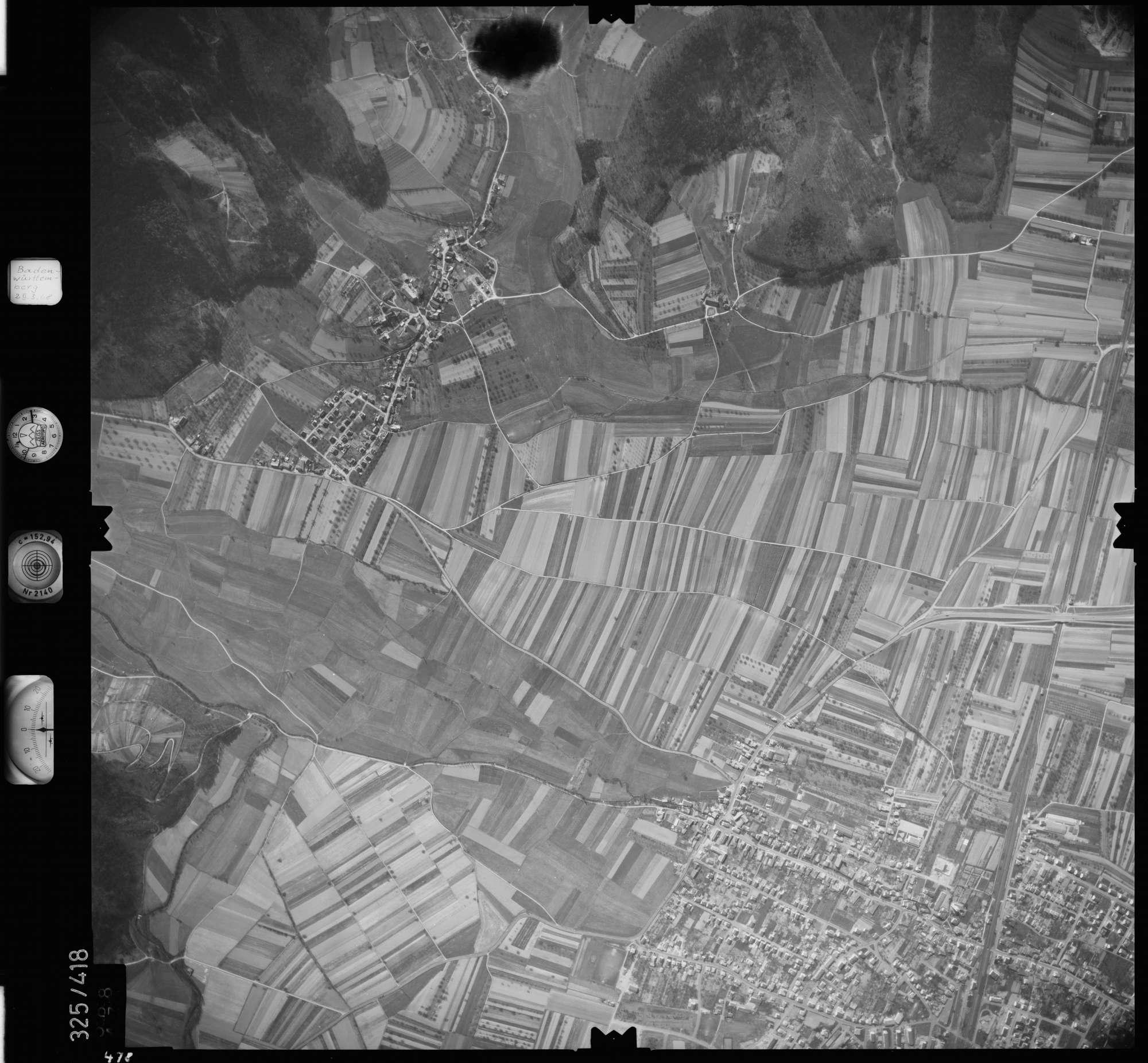Luftbild: Film 47 Bildnr. 478, Bild 1