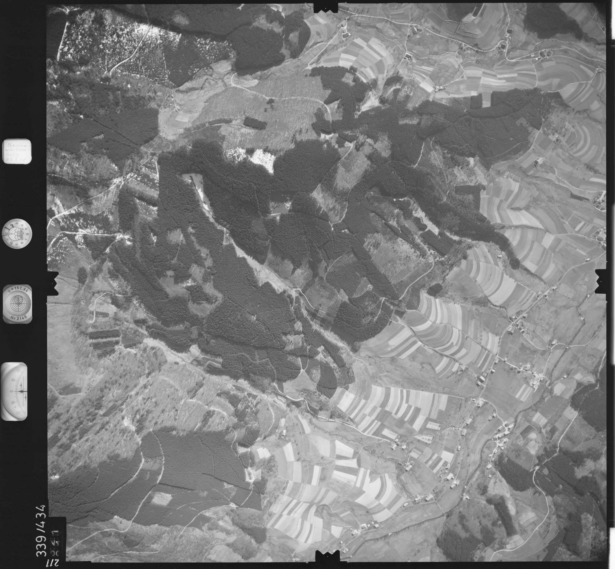 Luftbild: Film 36 Bildnr. 211, Bild 1