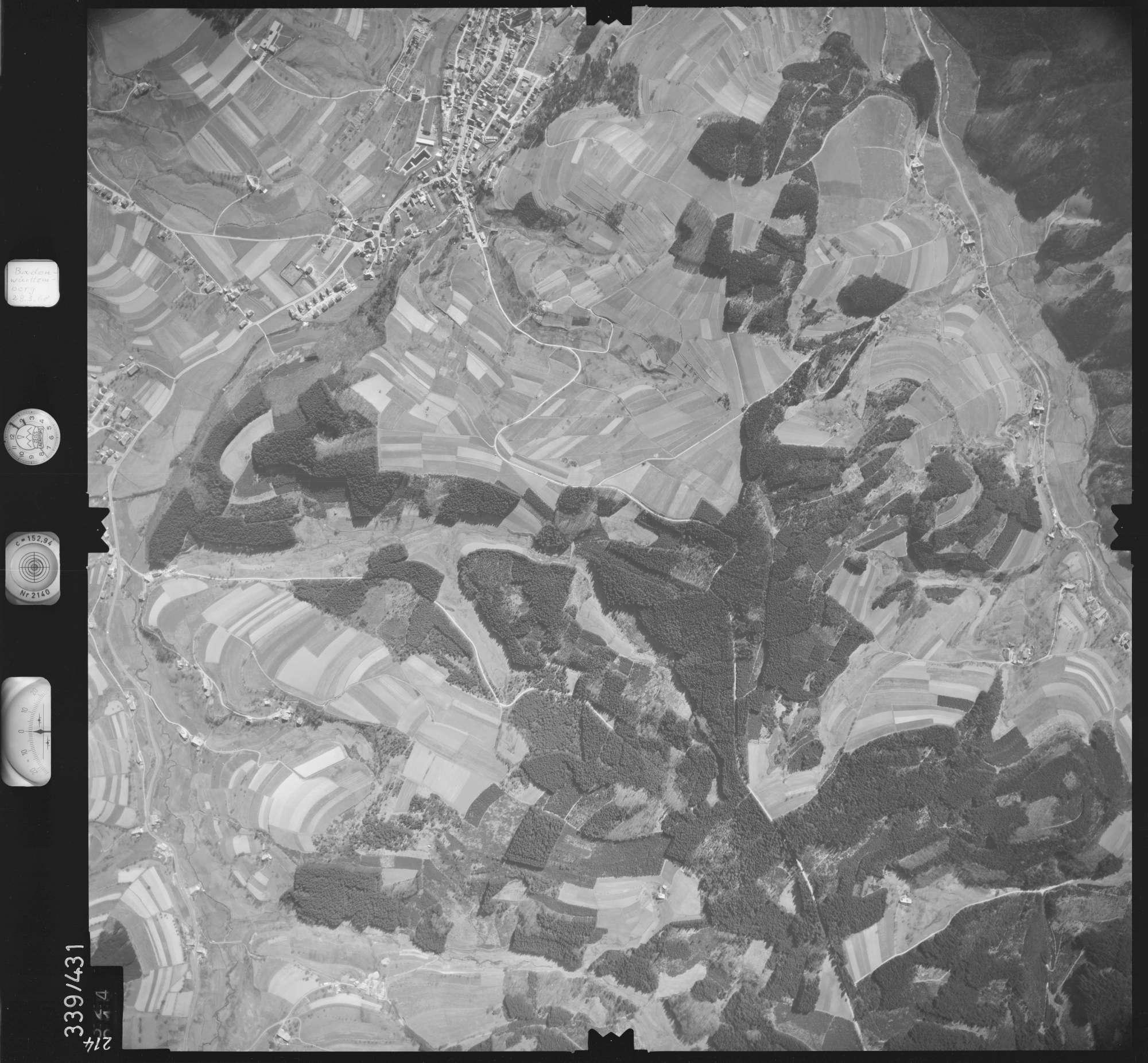 Luftbild: Film 36 Bildnr. 214, Bild 1