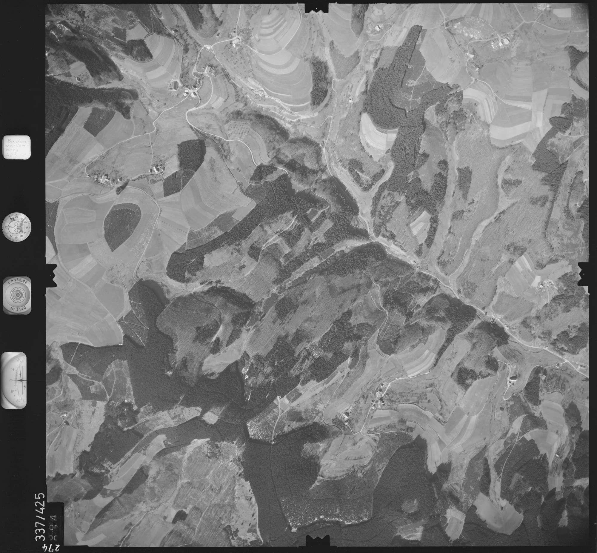 Luftbild: Film 36 Bildnr. 274, Bild 1