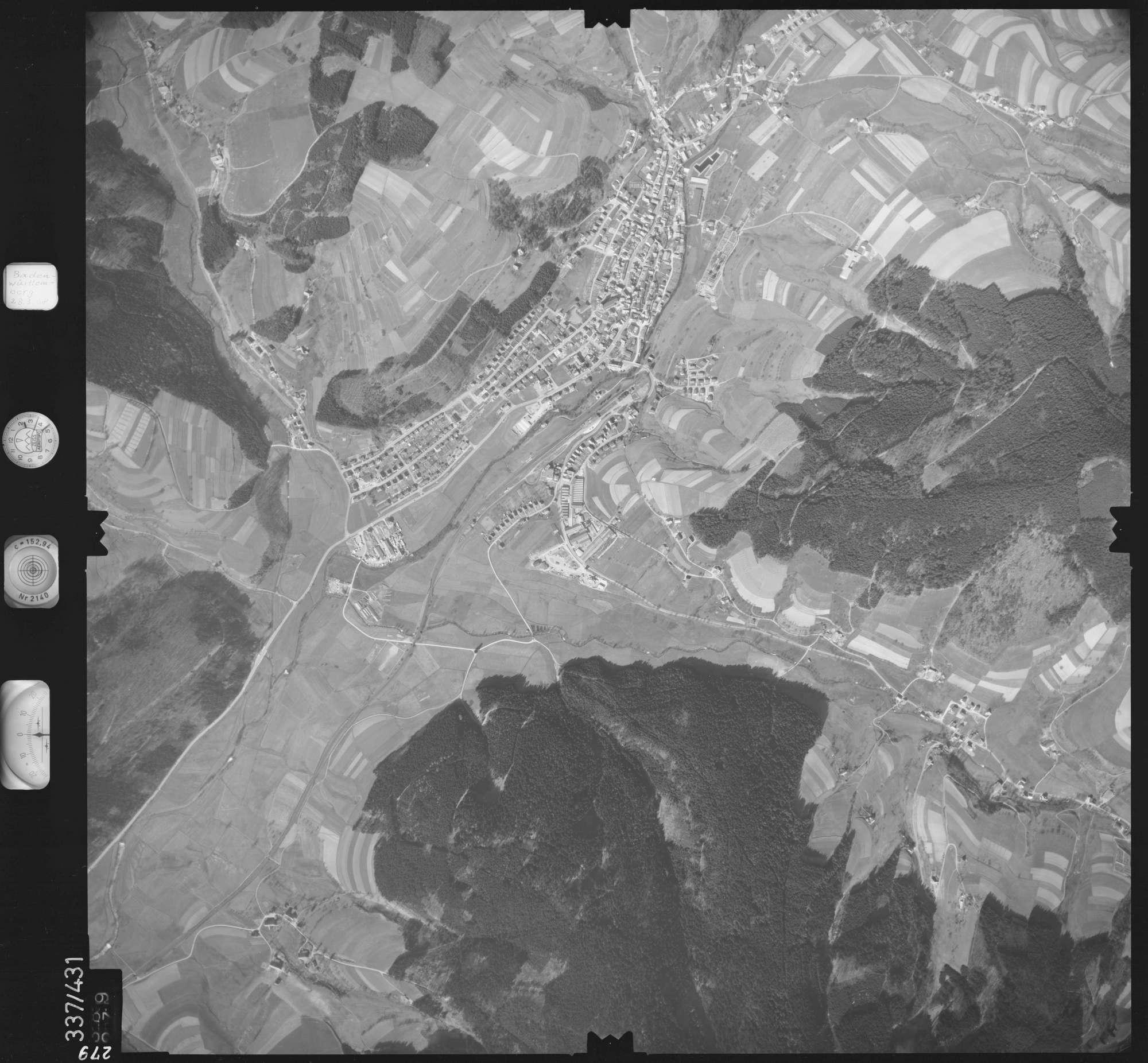 Luftbild: Film 36 Bildnr. 279, Bild 1