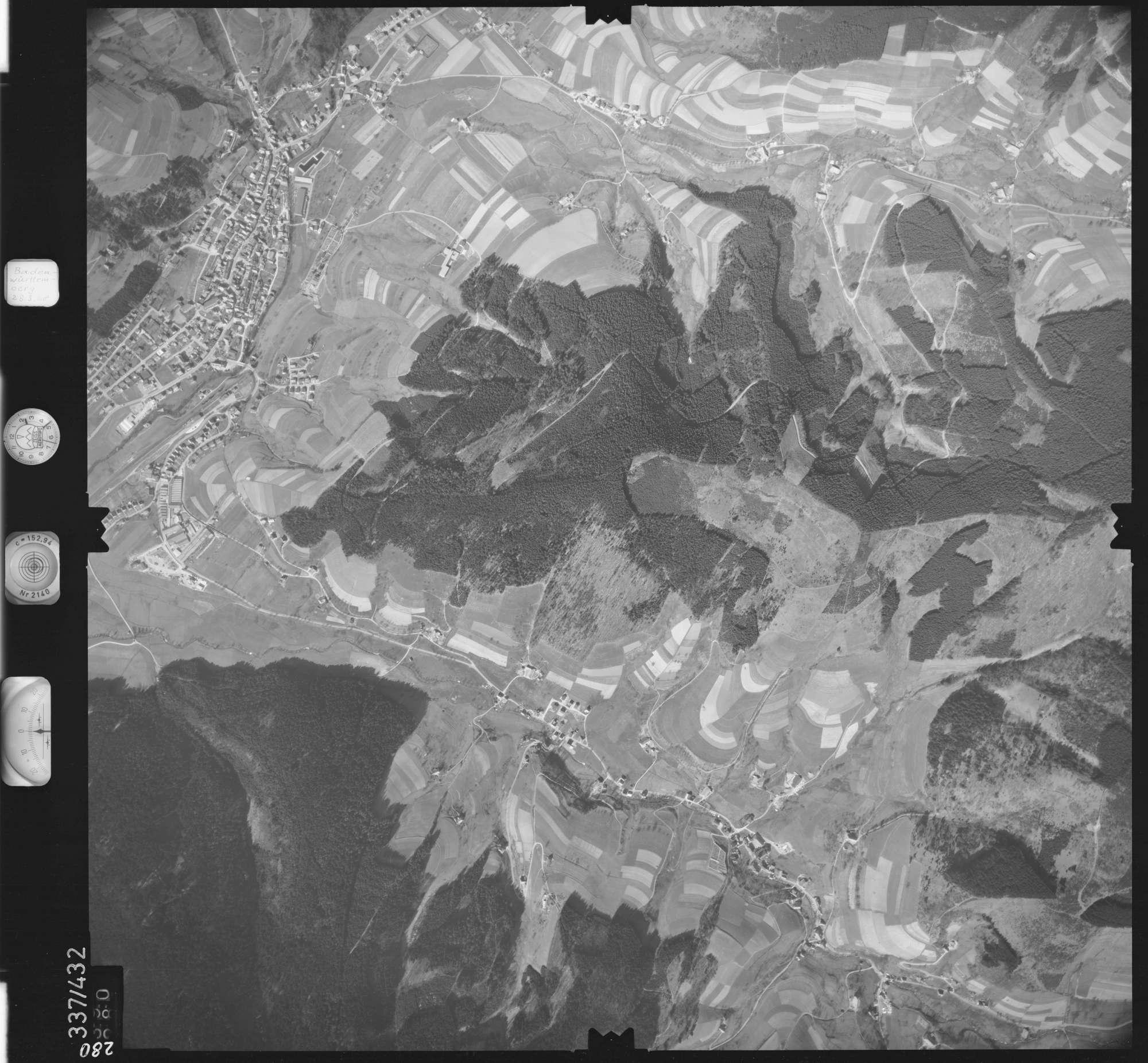 Luftbild: Film 36 Bildnr. 280, Bild 1