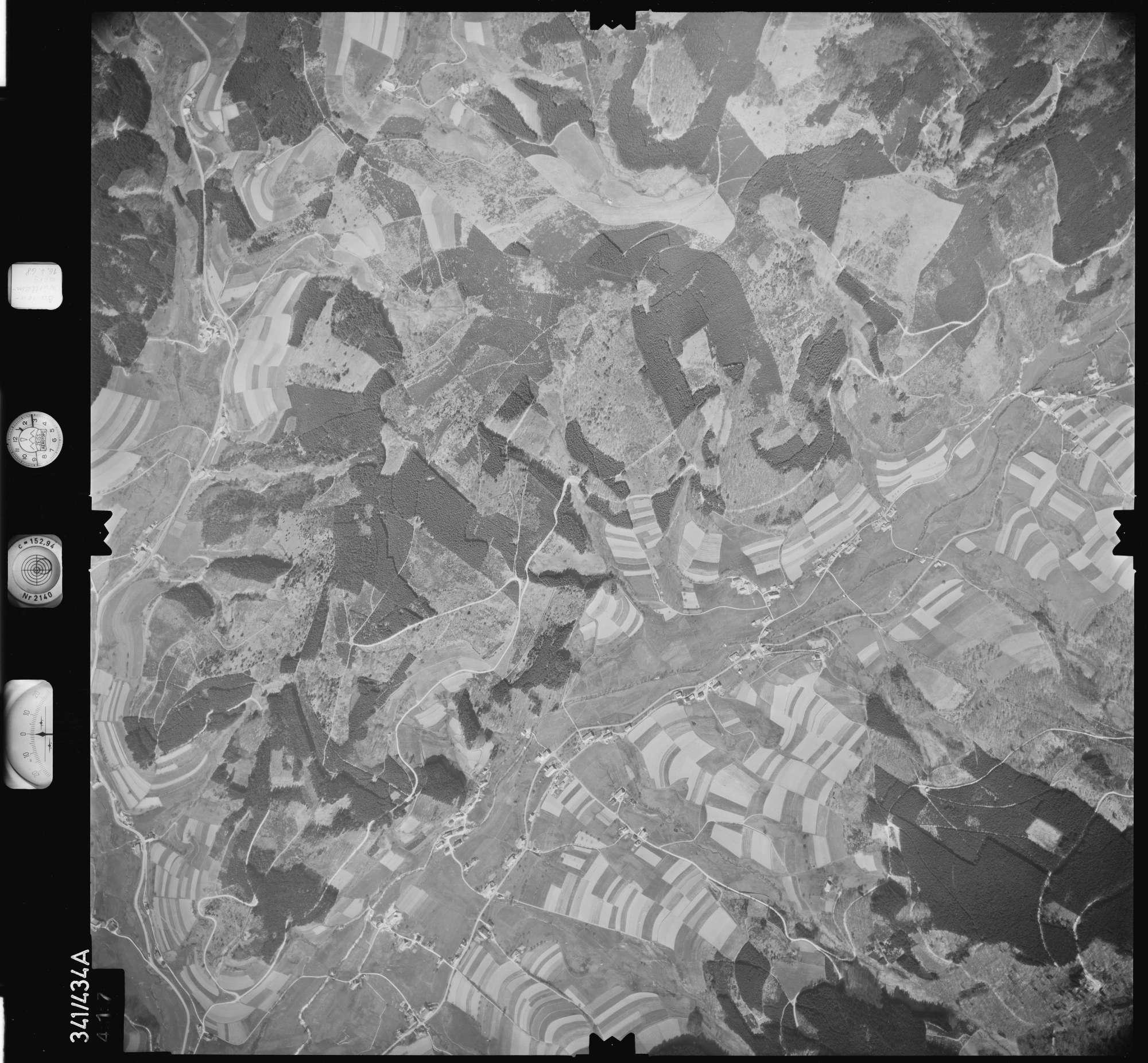 Luftbild: Film 89 Bildnr. 417, Bild 1