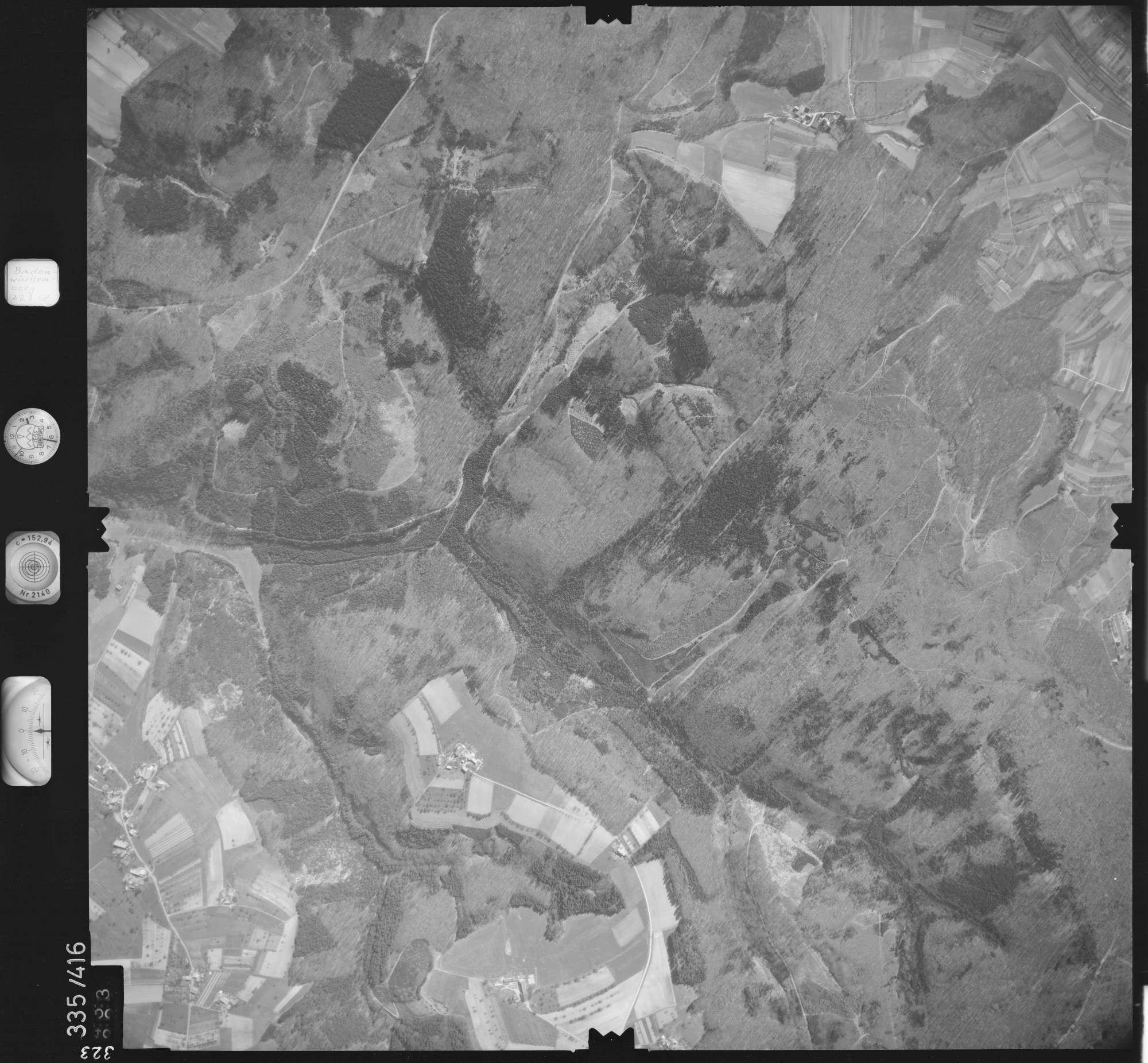 Luftbild: Film 36 Bildnr. 323, Bild 1