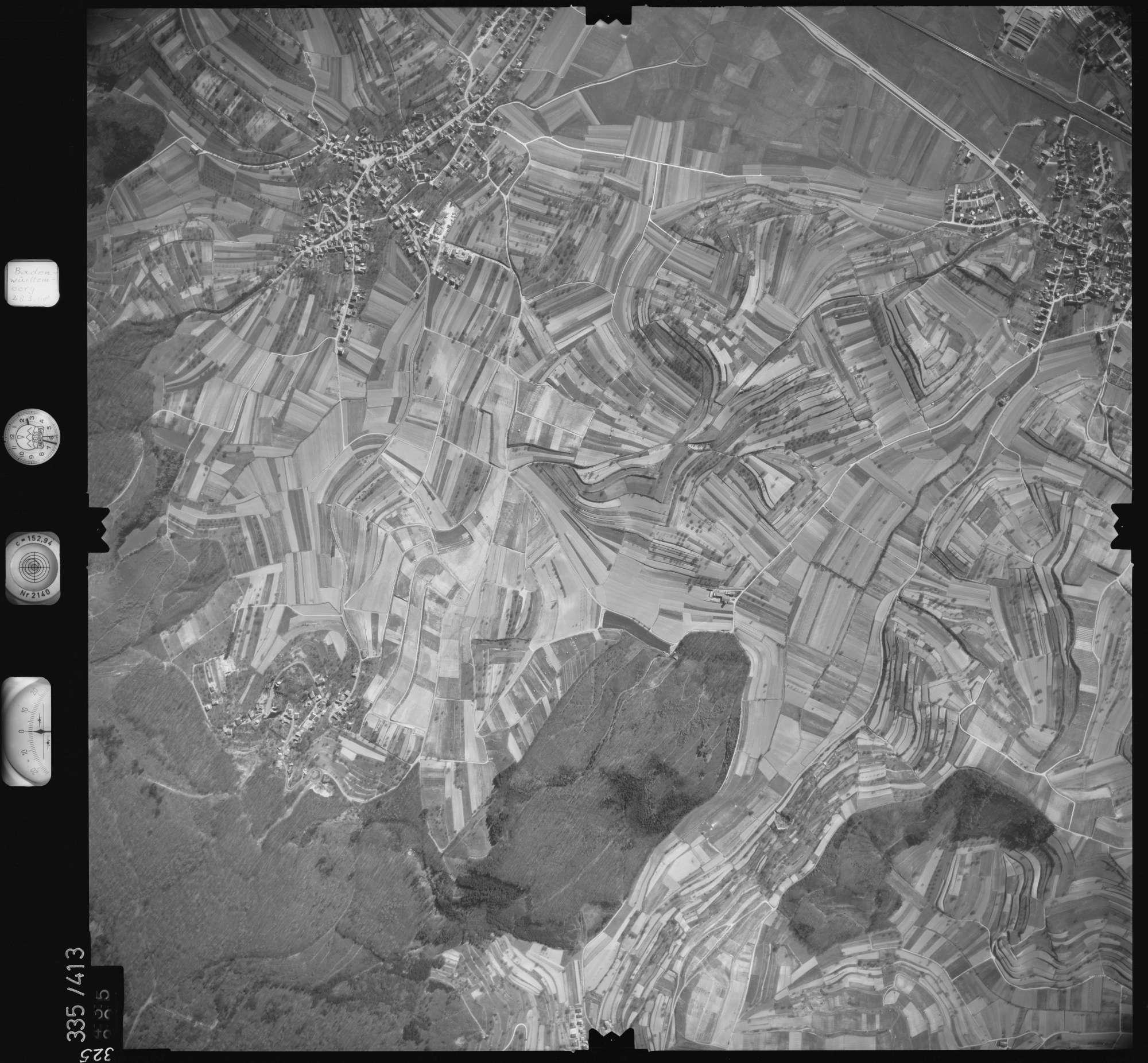 Luftbild: Film 36 Bildnr. 325, Bild 1