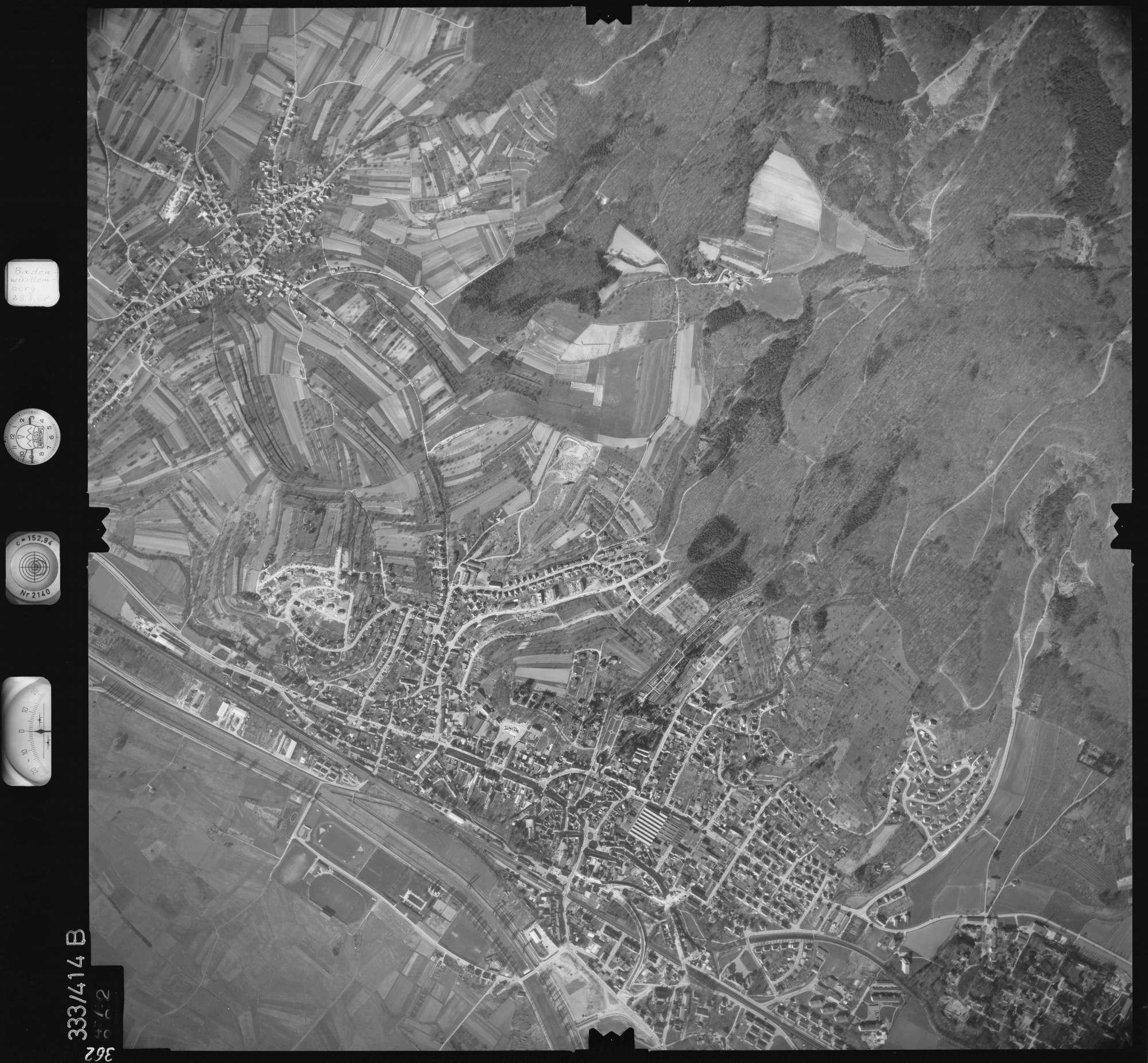 Luftbild: Film 36 Bildnr. 362, Bild 1