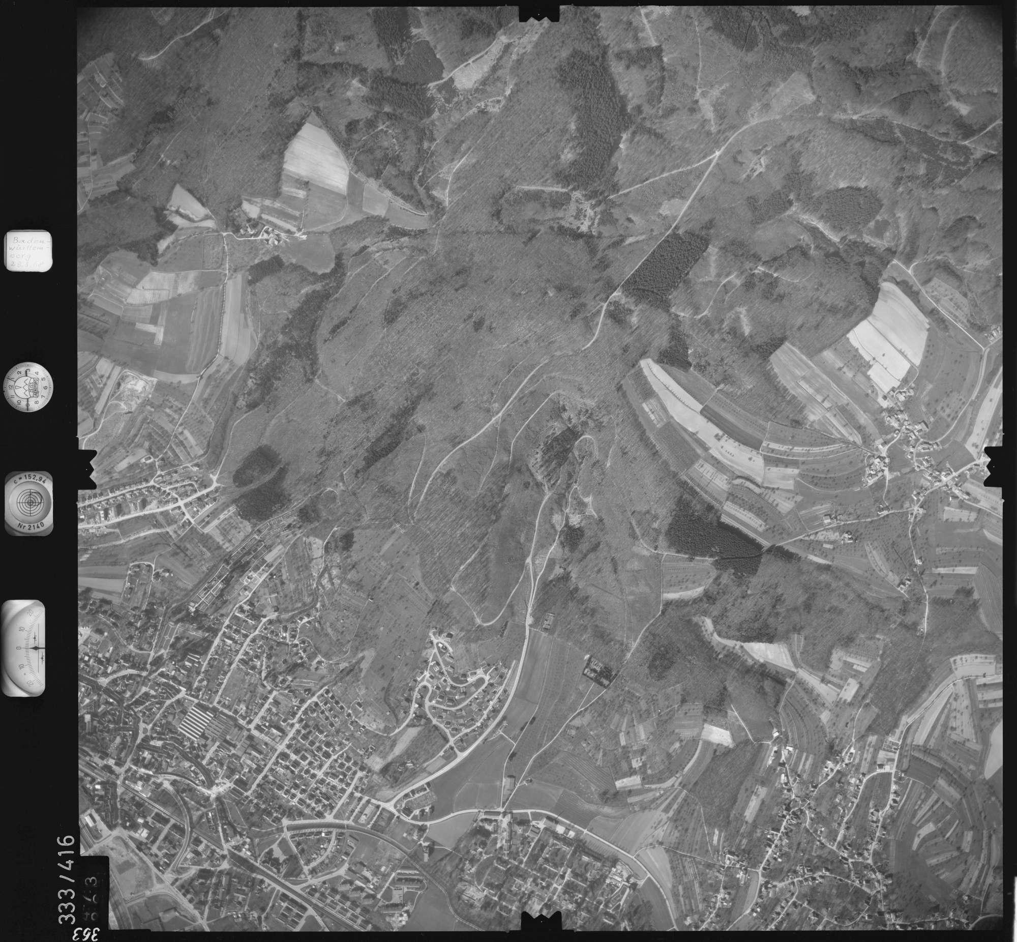 Luftbild: Film 36 Bildnr. 363, Bild 1