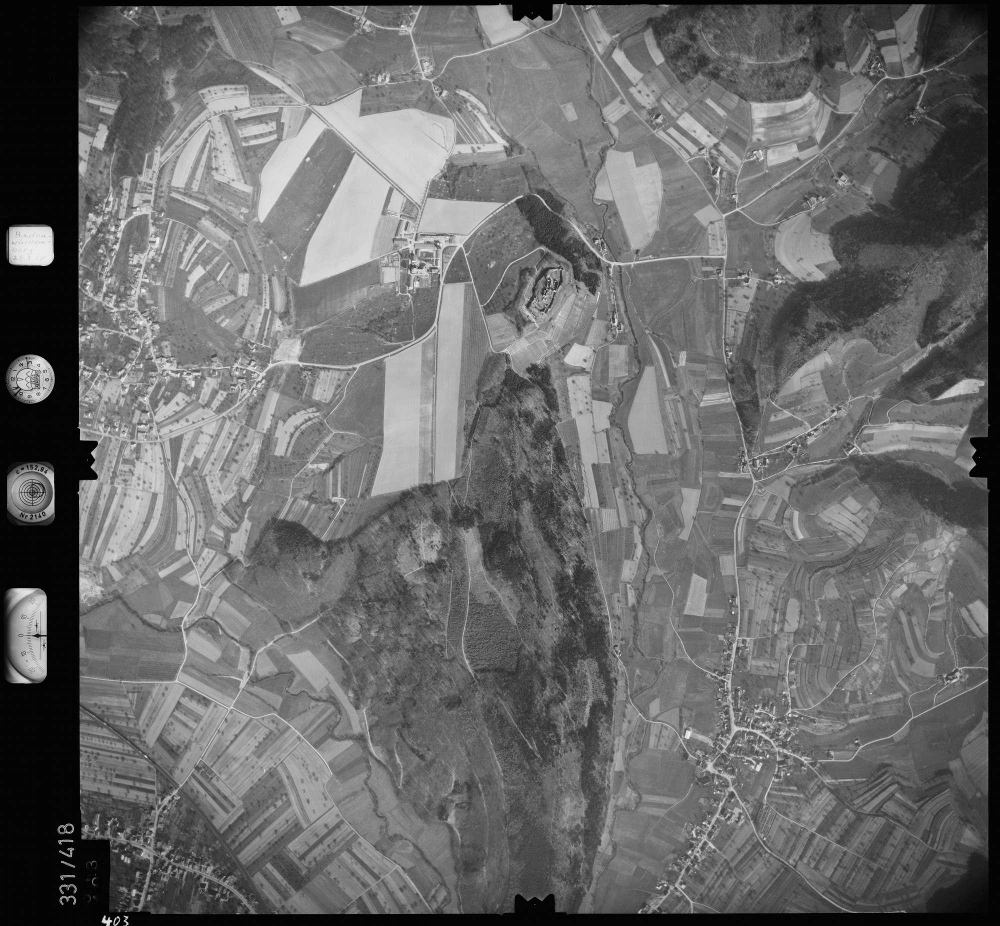 Luftbild: Film 47 Bildnr. 403, Bild 1