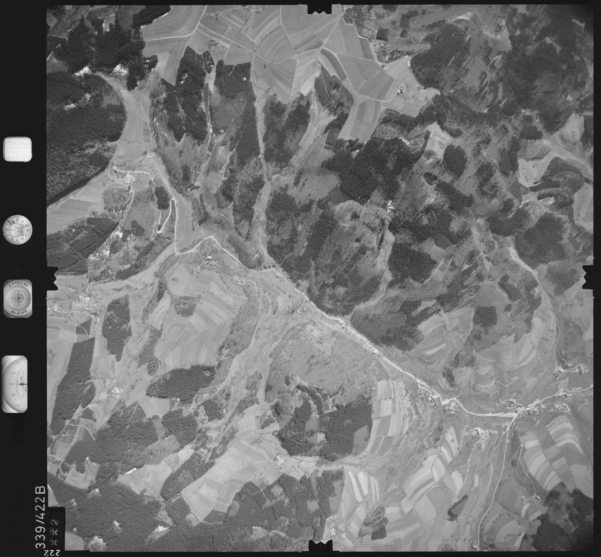 Luftbild: Film 36 Bildnr. 222, Bild 1