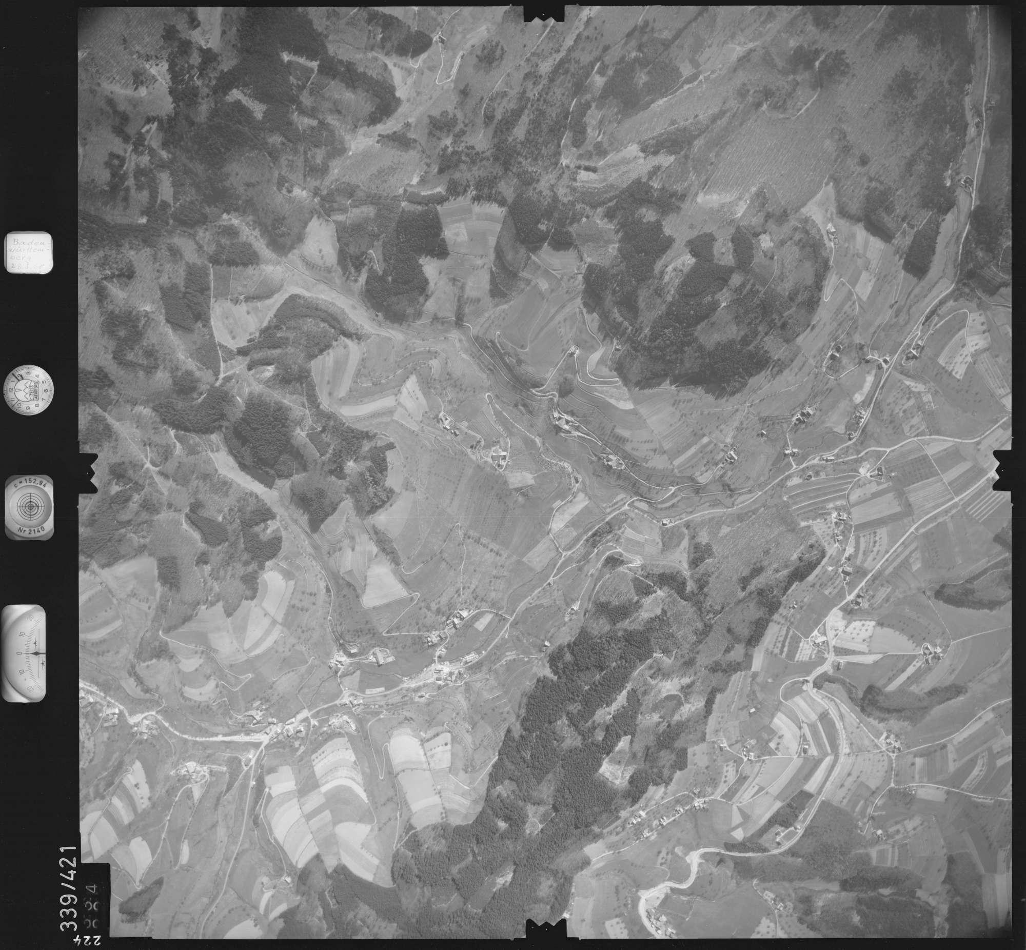 Luftbild: Film 36 Bildnr. 224, Bild 1