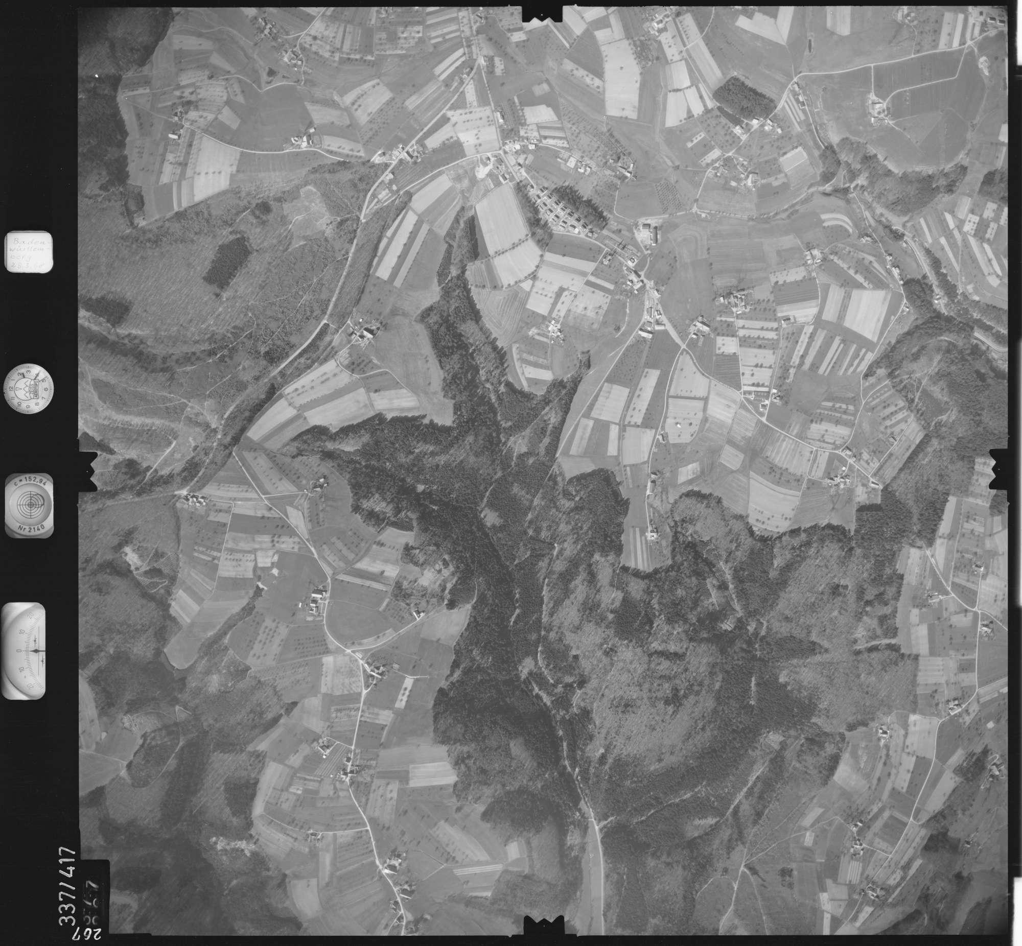 Luftbild: Film 36 Bildnr. 267, Bild 1