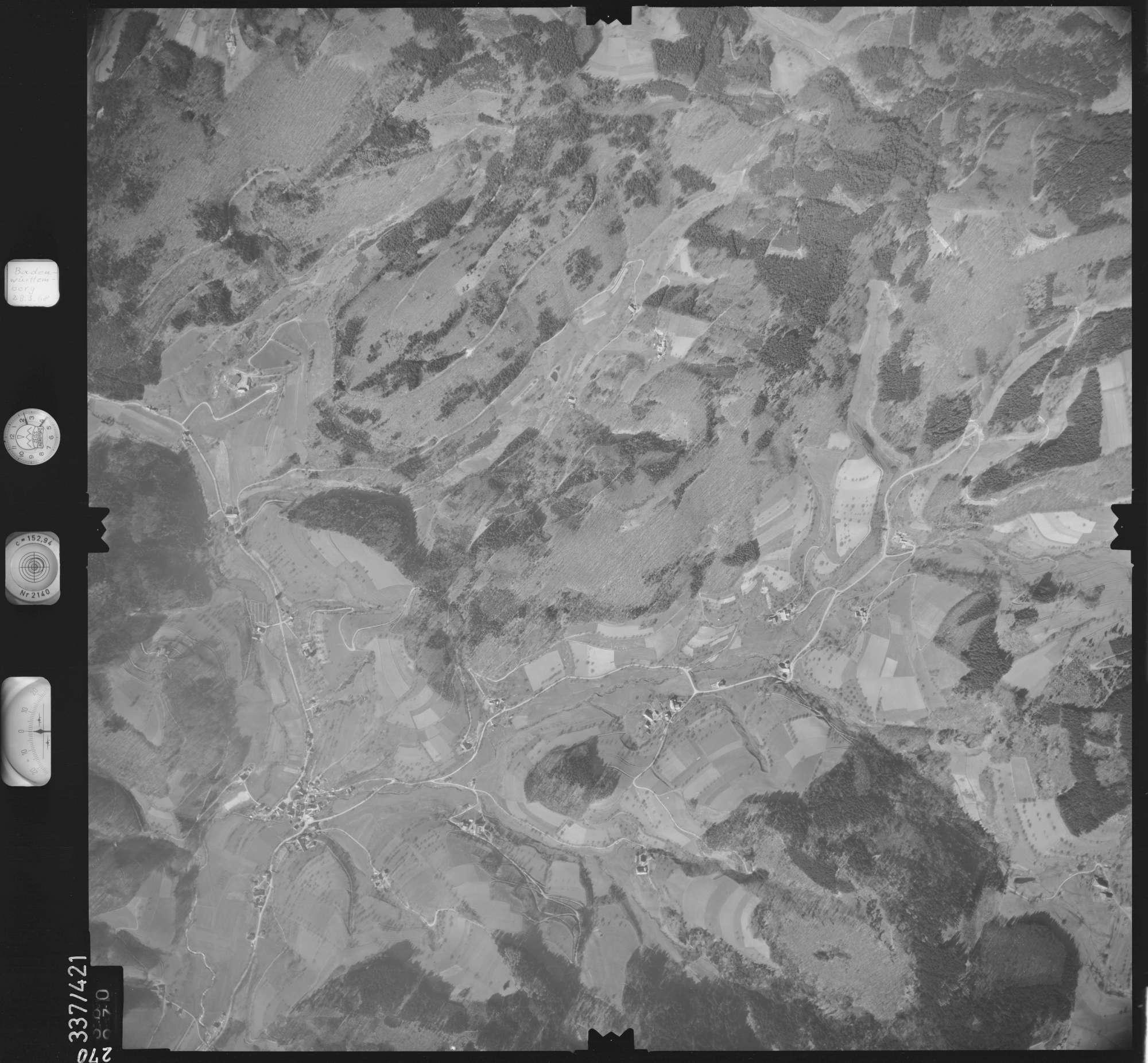 Luftbild: Film 36 Bildnr. 270, Bild 1