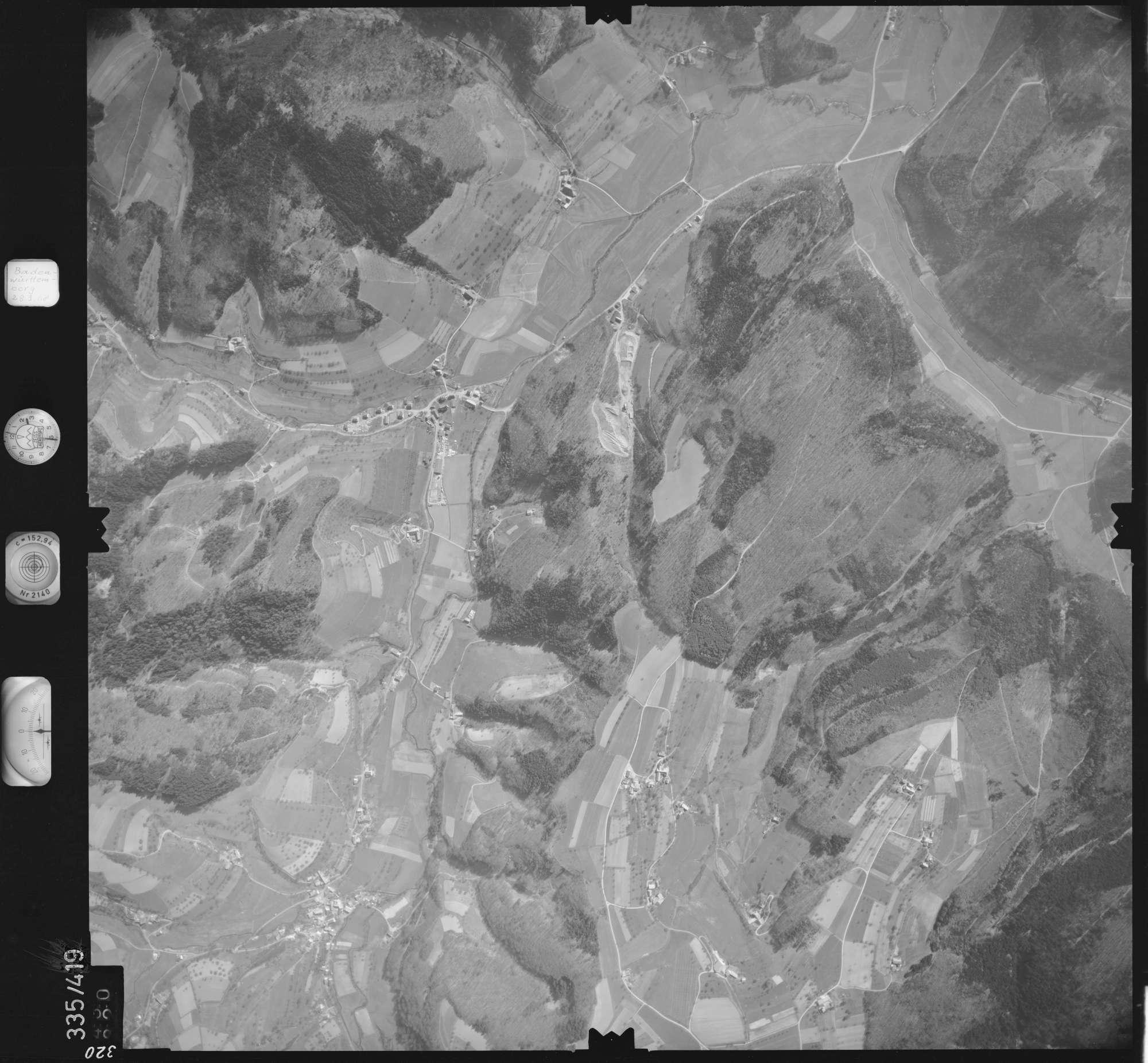 Luftbild: Film 36 Bildnr. 320, Bild 1