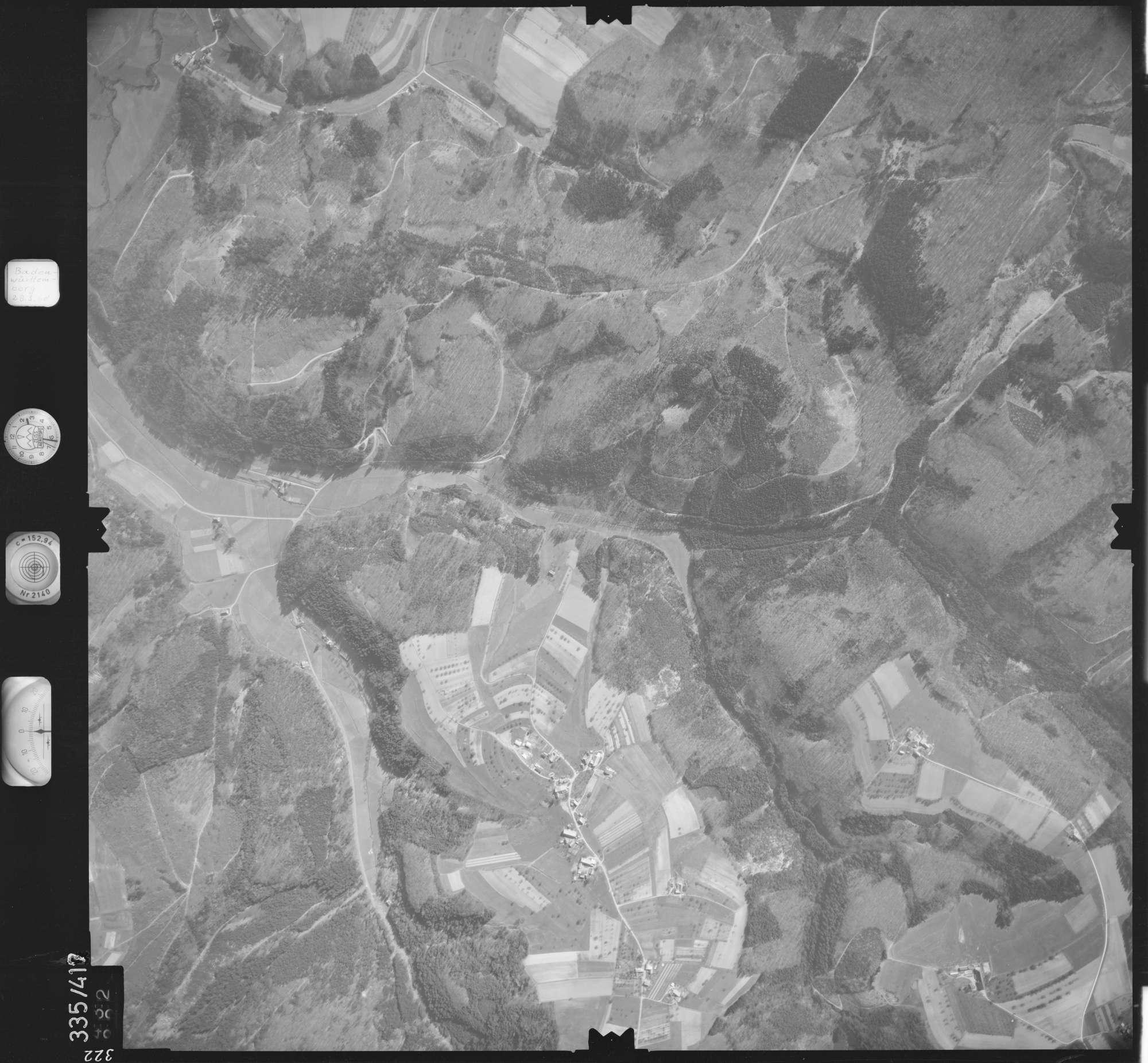 Luftbild: Film 36 Bildnr. 322, Bild 1