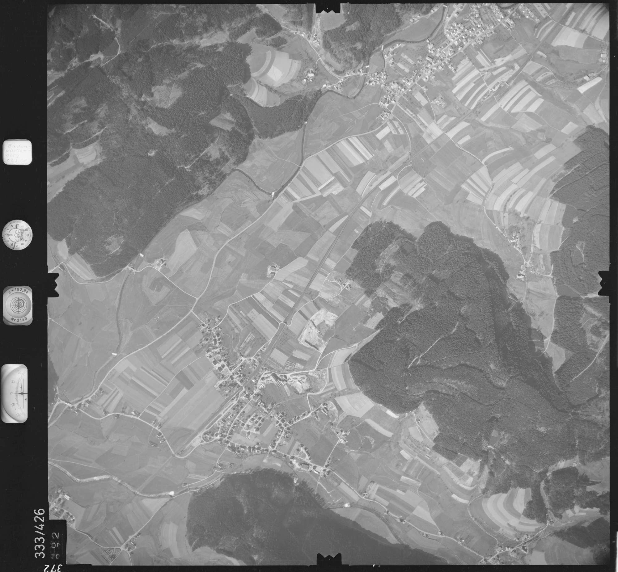 Luftbild: Film 36 Bildnr. 372, Bild 1