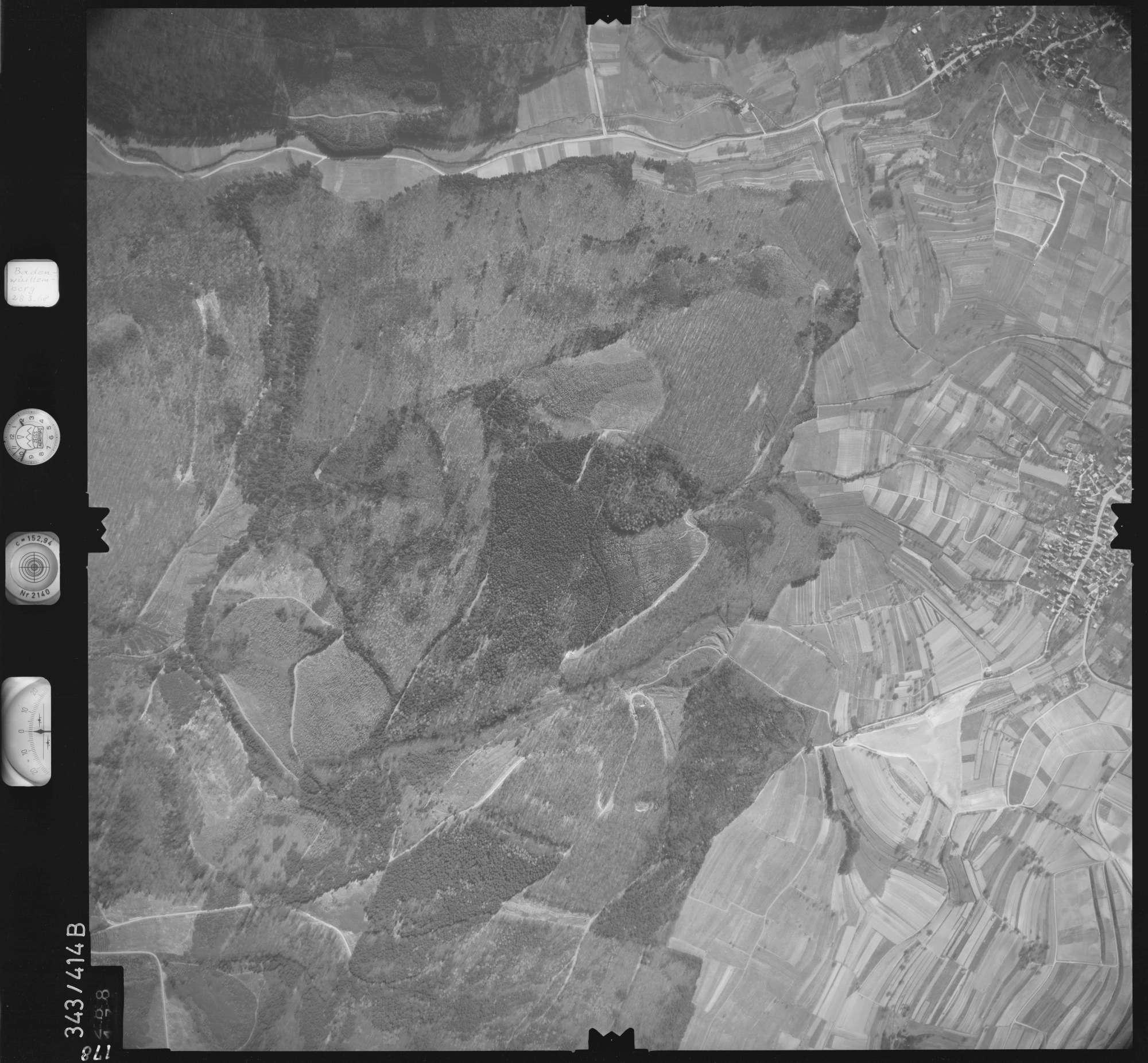 Luftbild: Film 36 Bildnr. 178, Bild 1