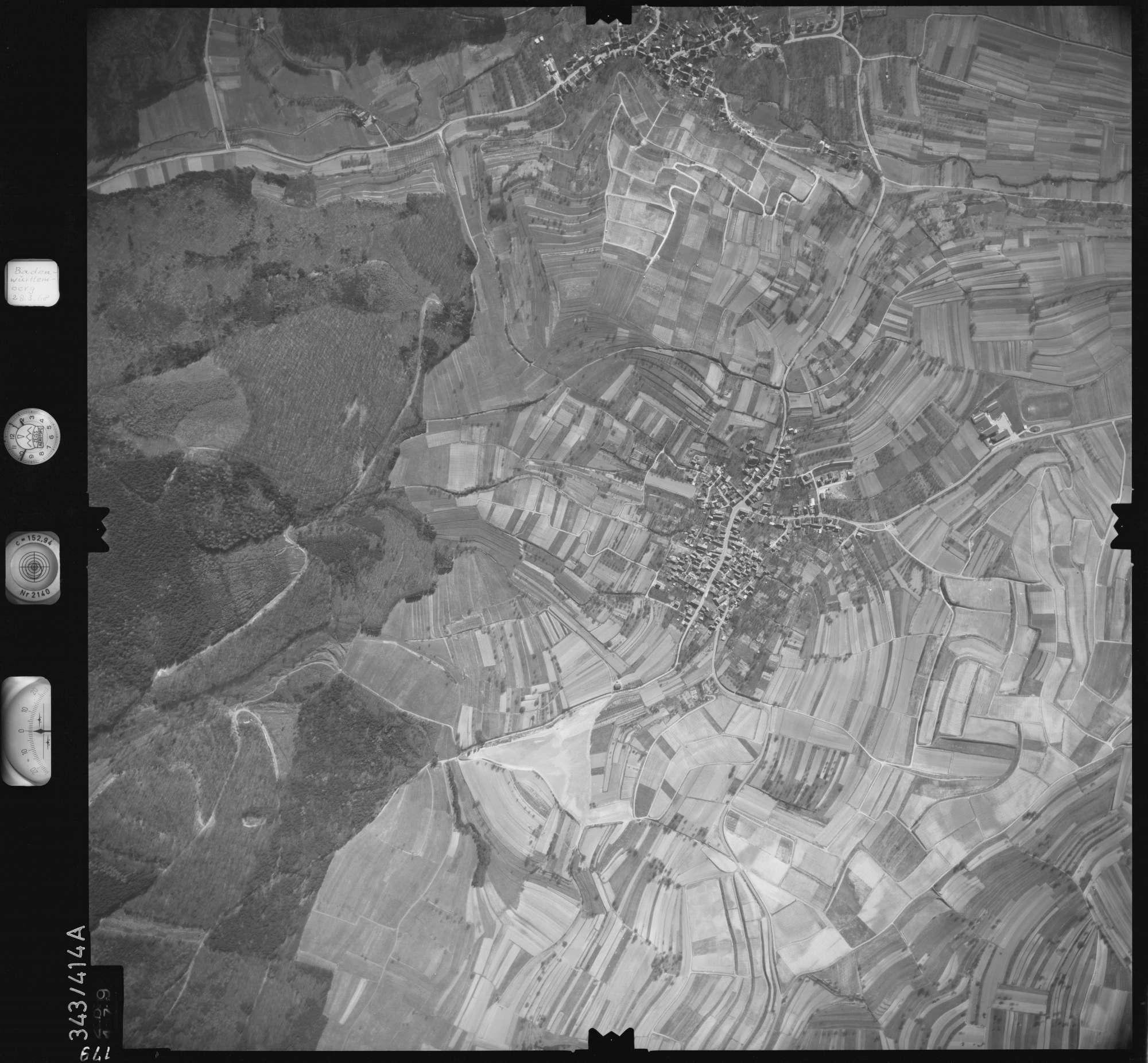 Luftbild: Film 36 Bildnr. 179, Bild 1