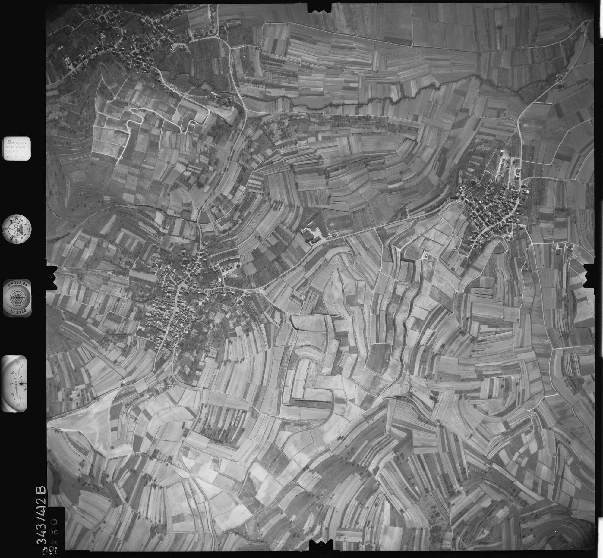 Luftbild: Film 36 Bildnr. 180, Bild 1