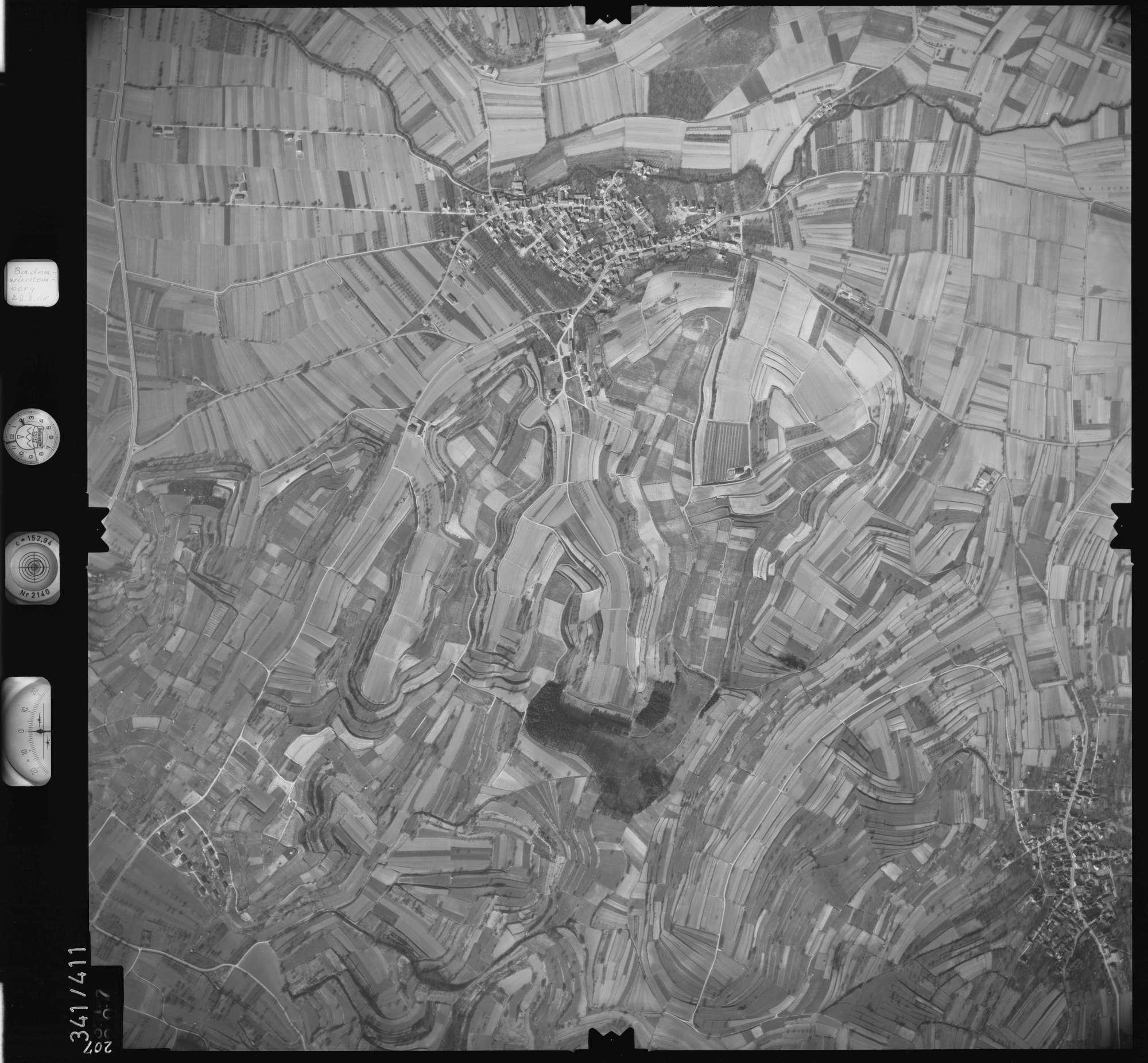 Luftbild: Film 36 Bildnr. 207, Bild 1
