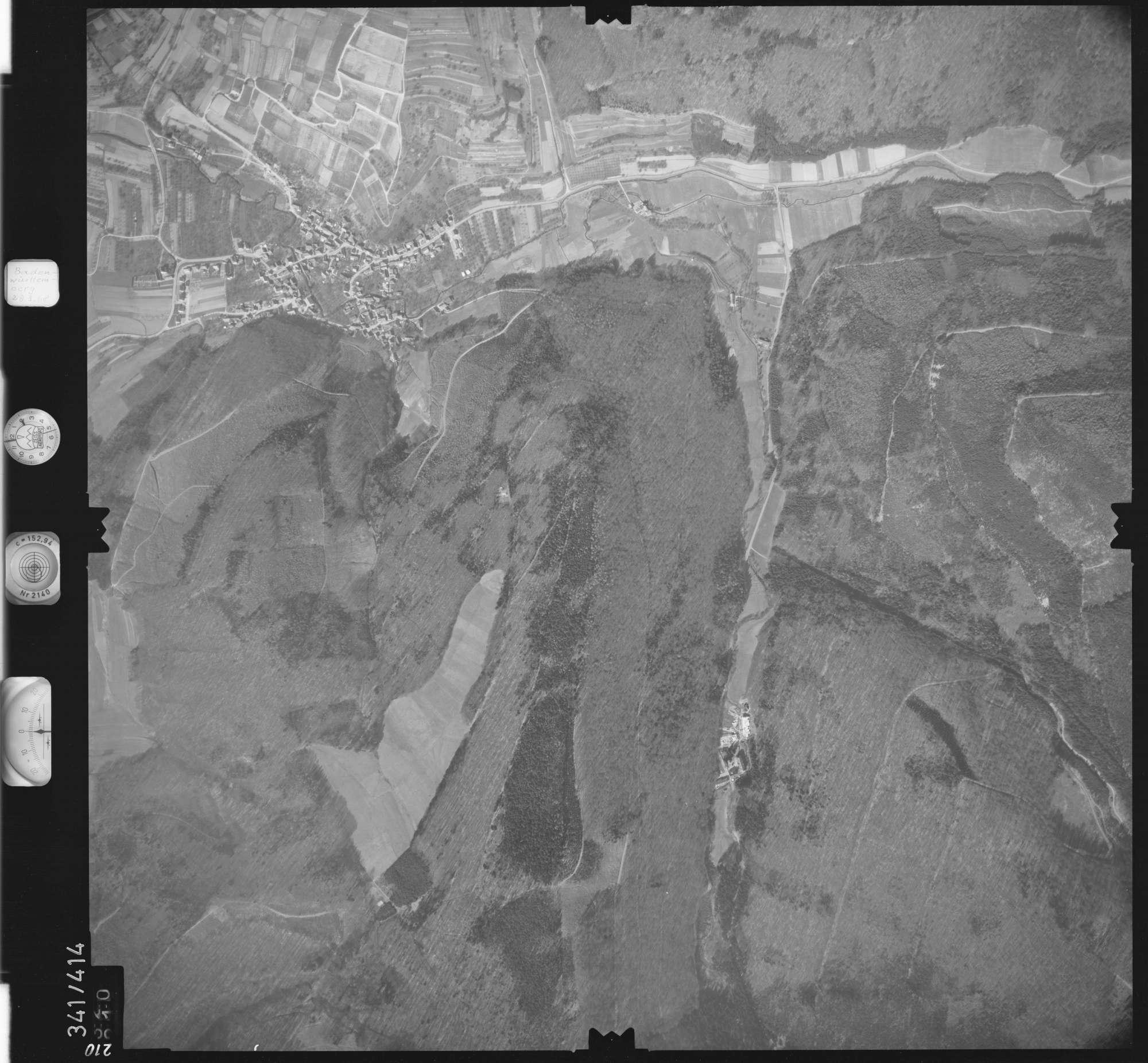 Luftbild: Film 36 Bildnr. 210, Bild 1