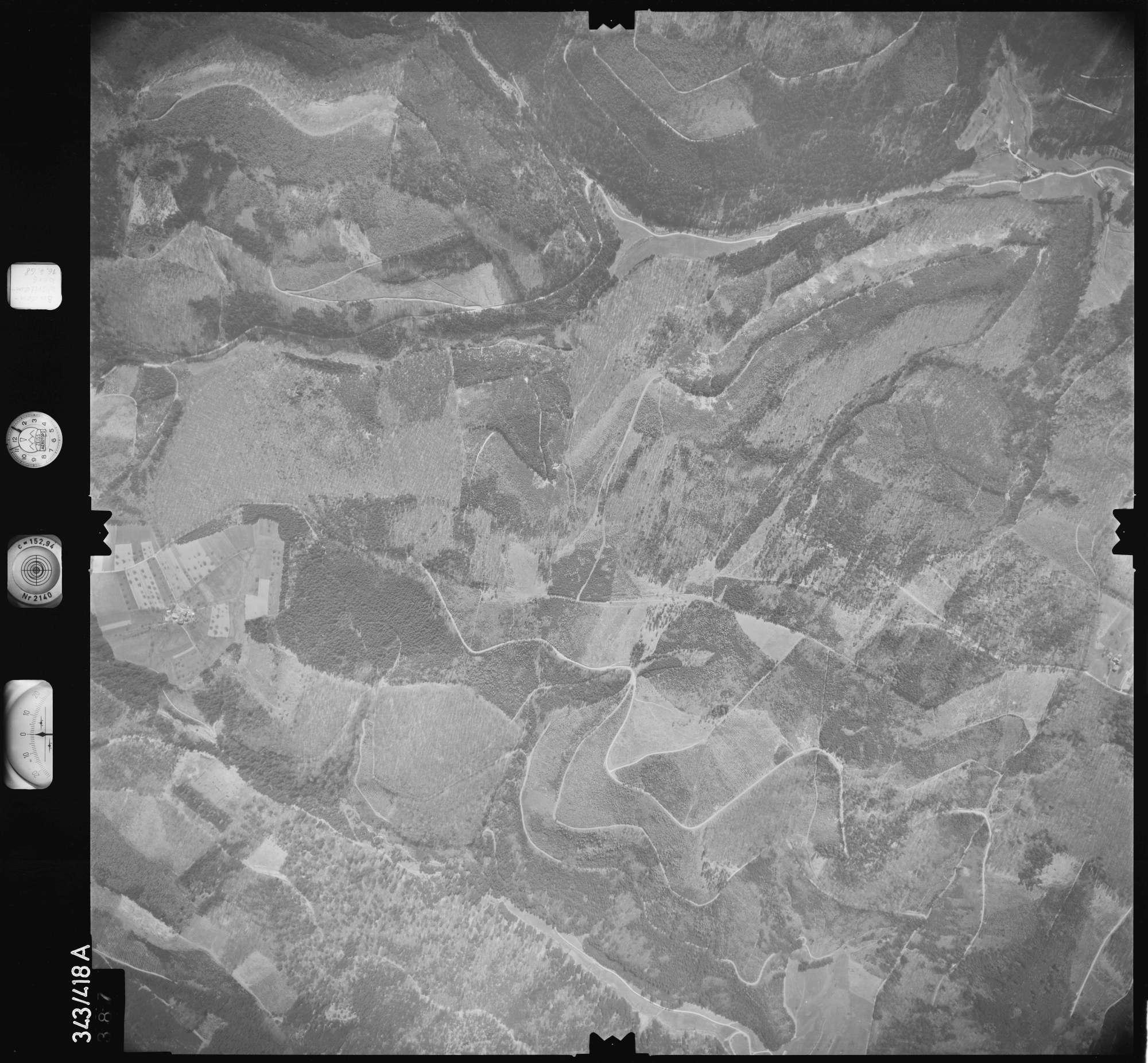 Luftbild: Film 89 Bildnr. 387, Bild 1