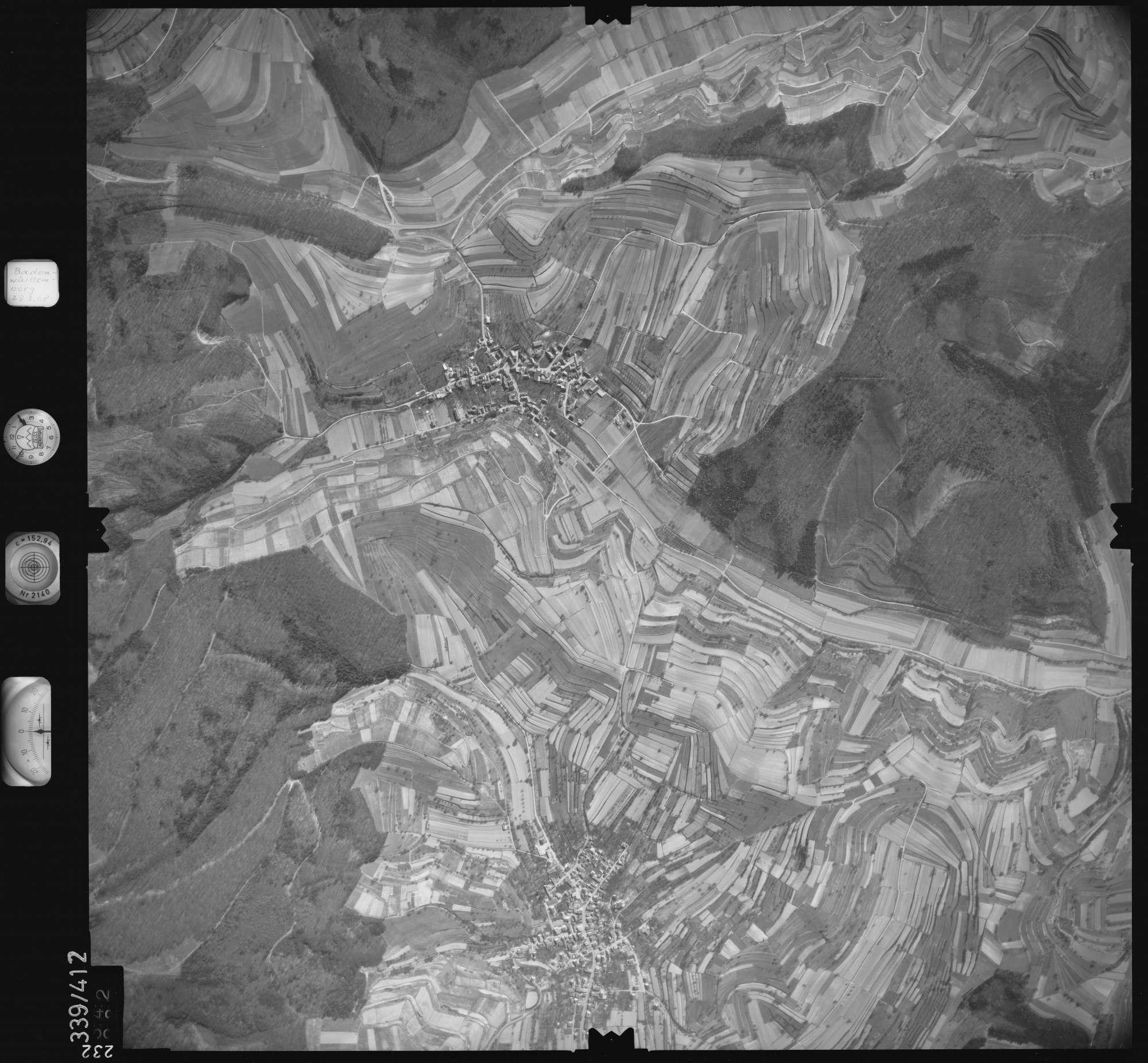 Luftbild: Film 36 Bildnr. 232, Bild 1
