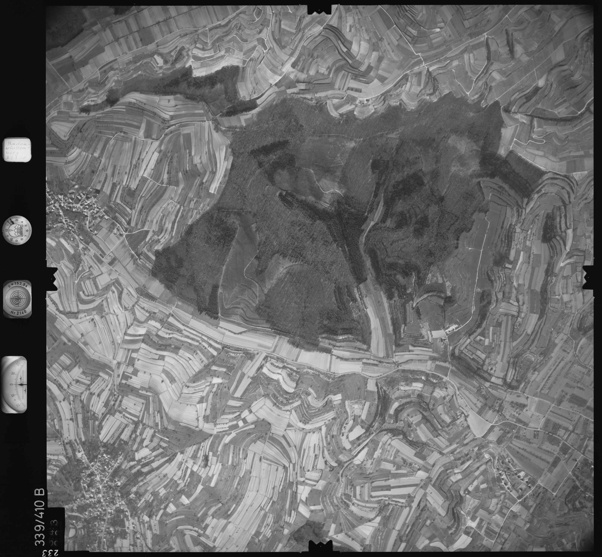 Luftbild: Film 36 Bildnr. 233, Bild 1