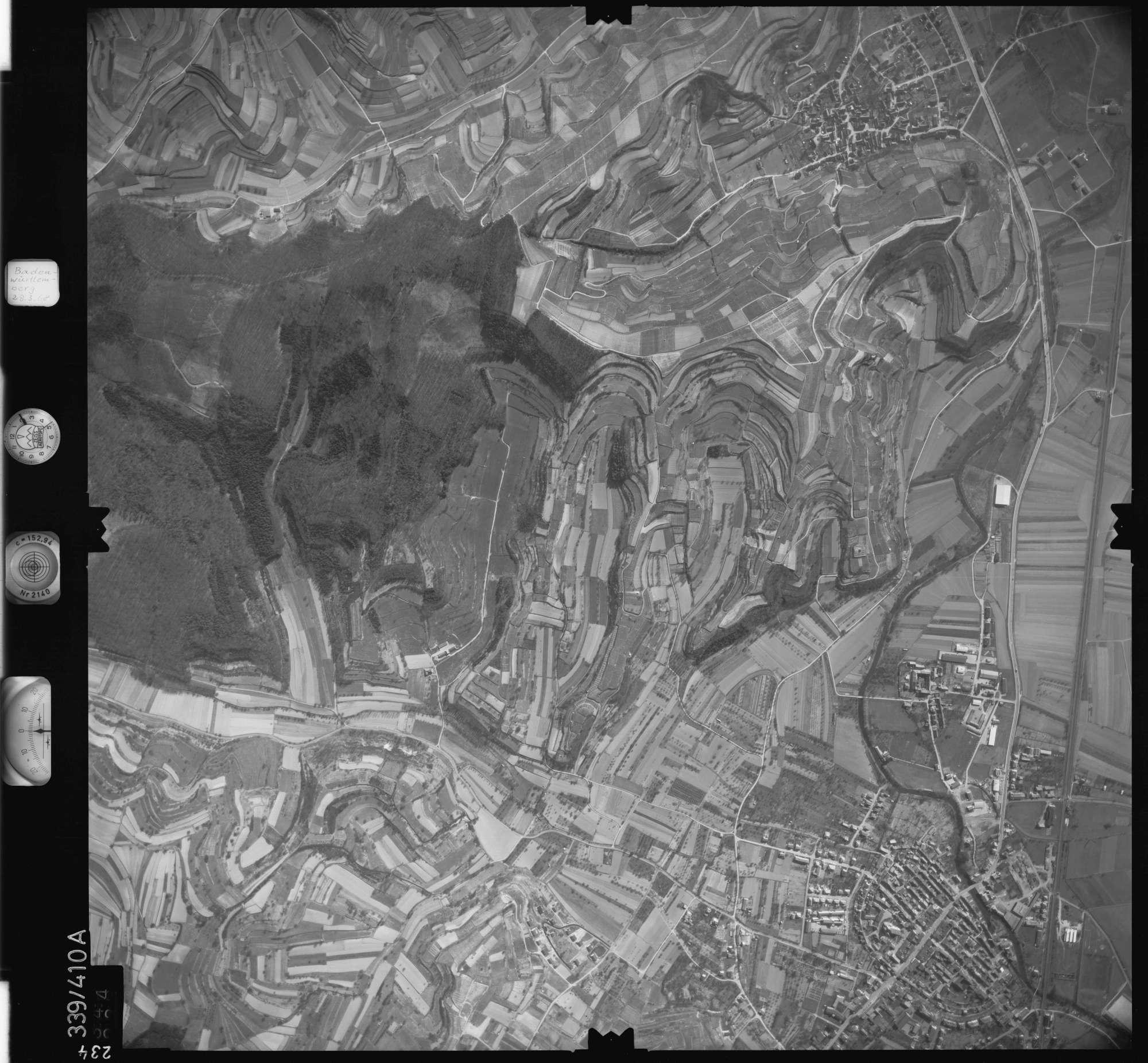 Luftbild: Film 36 Bildnr. 234, Bild 1