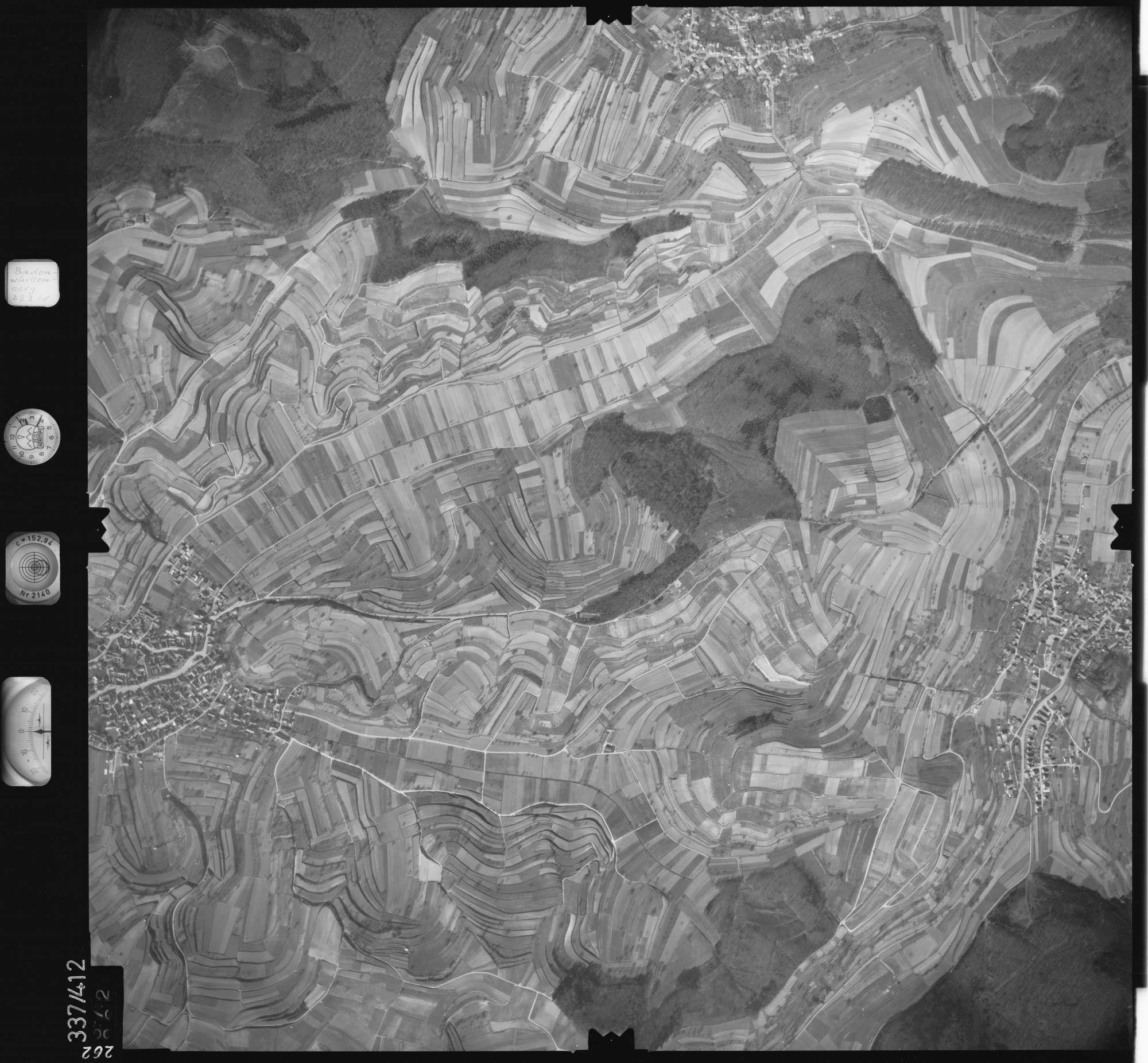 Luftbild: Film 36 Bildnr. 262, Bild 1