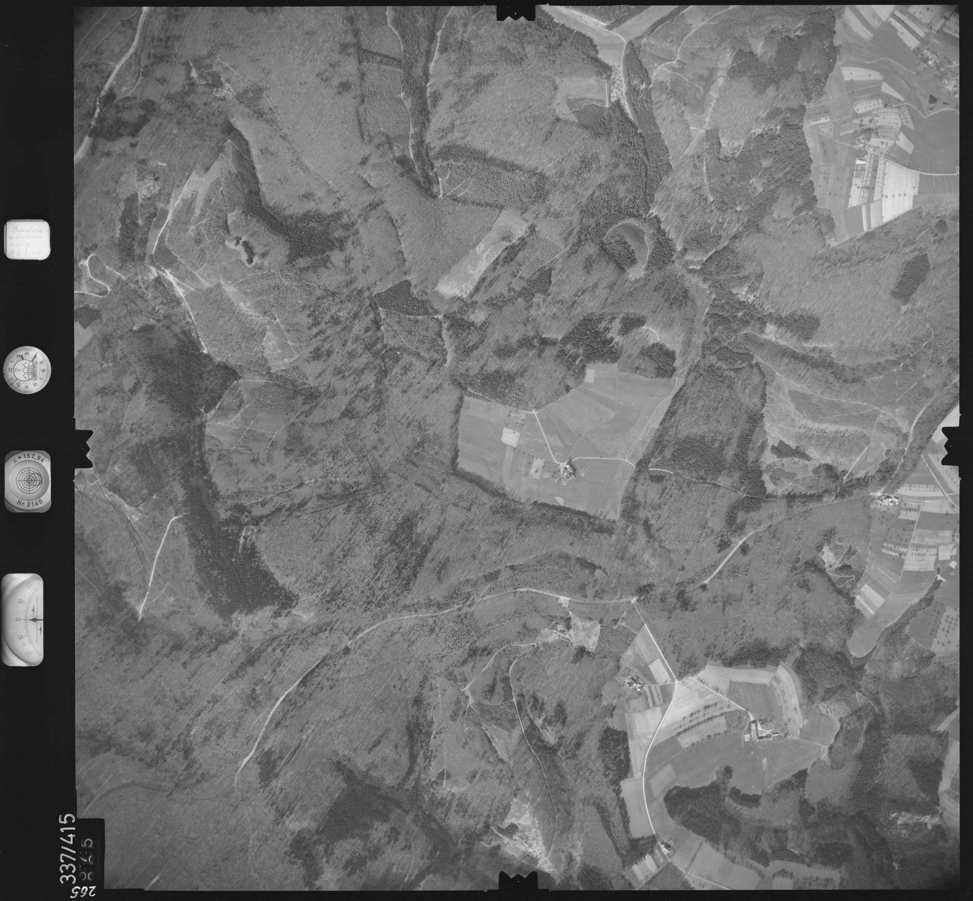 Luftbild: Film 36 Bildnr. 265, Bild 1