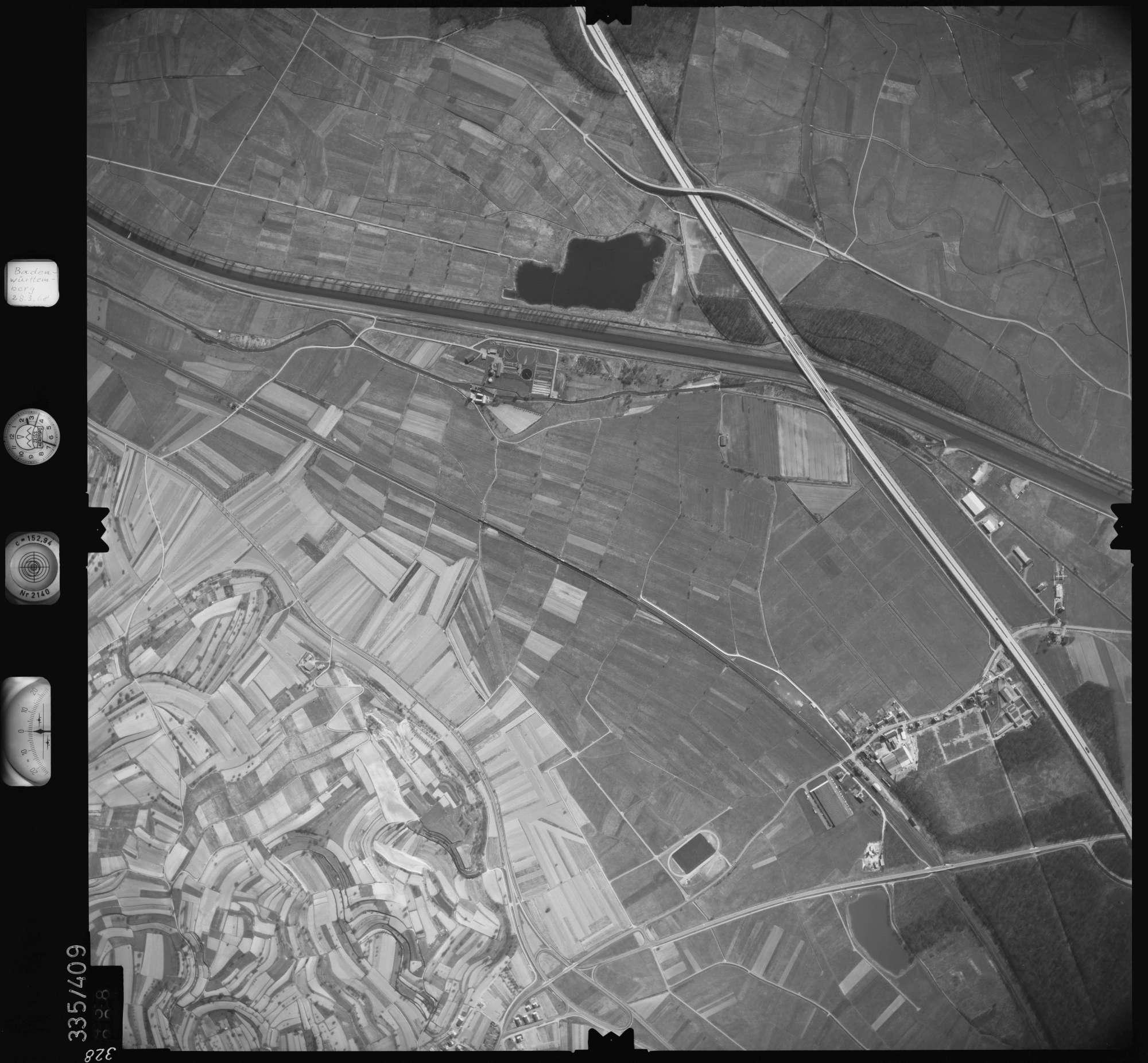 Luftbild: Film 36 Bildnr. 328, Bild 1