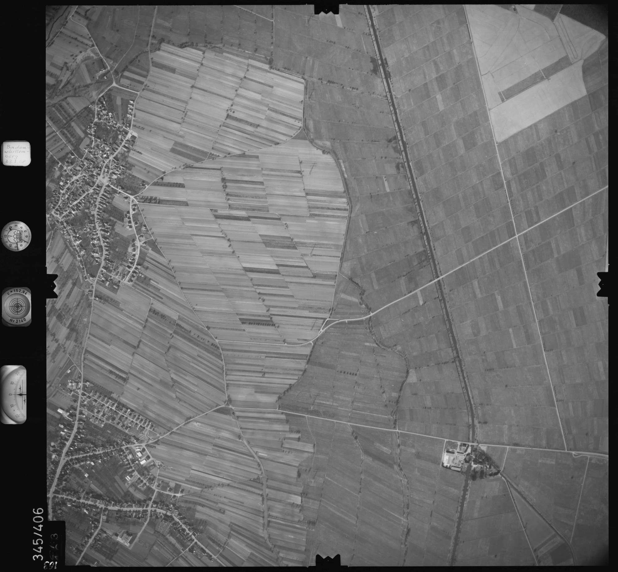 Luftbild: Film 36 Bildnr. 163, Bild 1