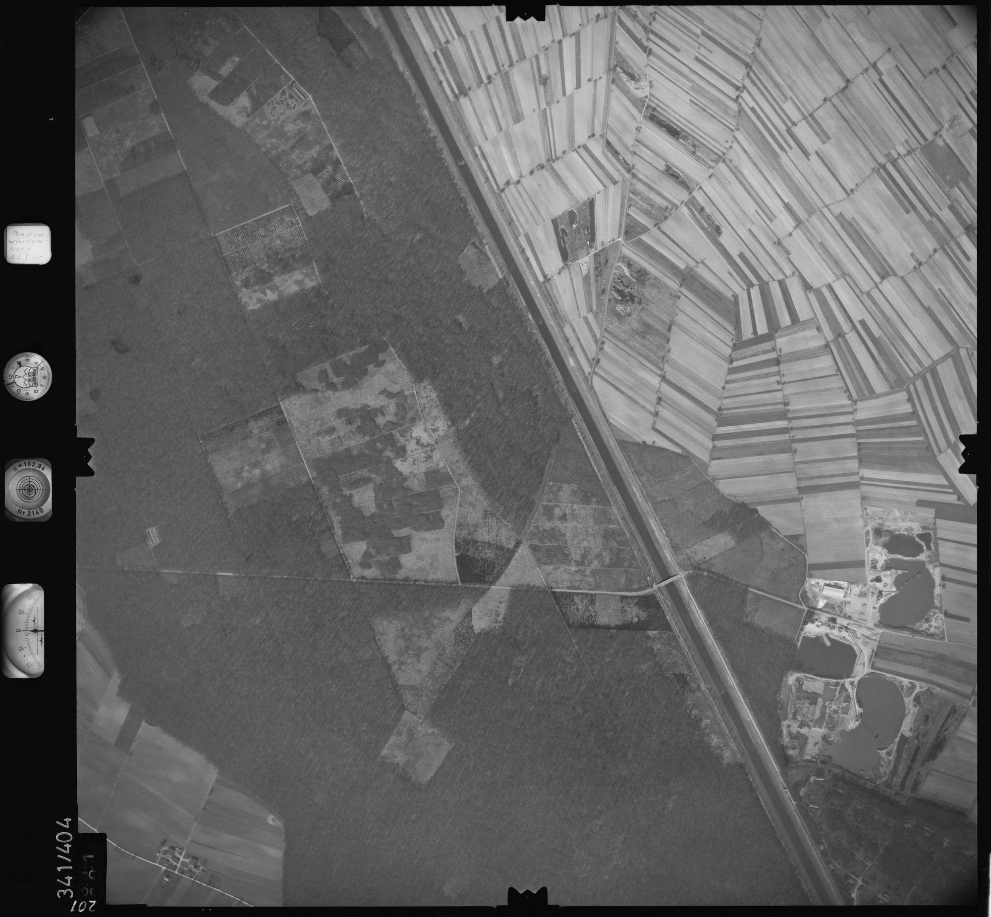 Luftbild: Film 36 Bildnr. 201, Bild 1