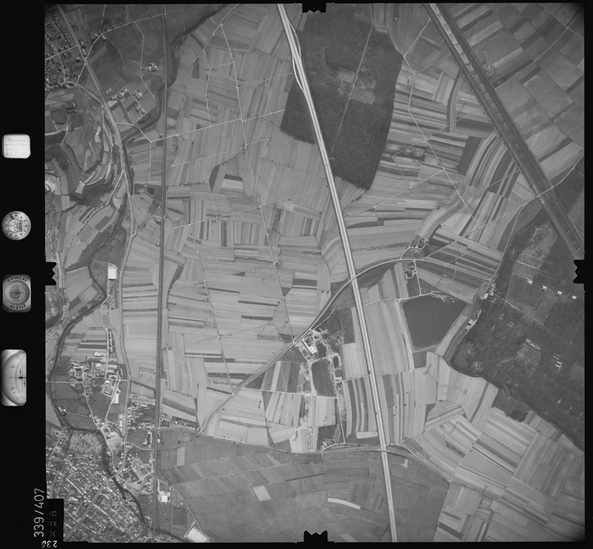 Luftbild: Film 36 Bildnr. 236, Bild 1