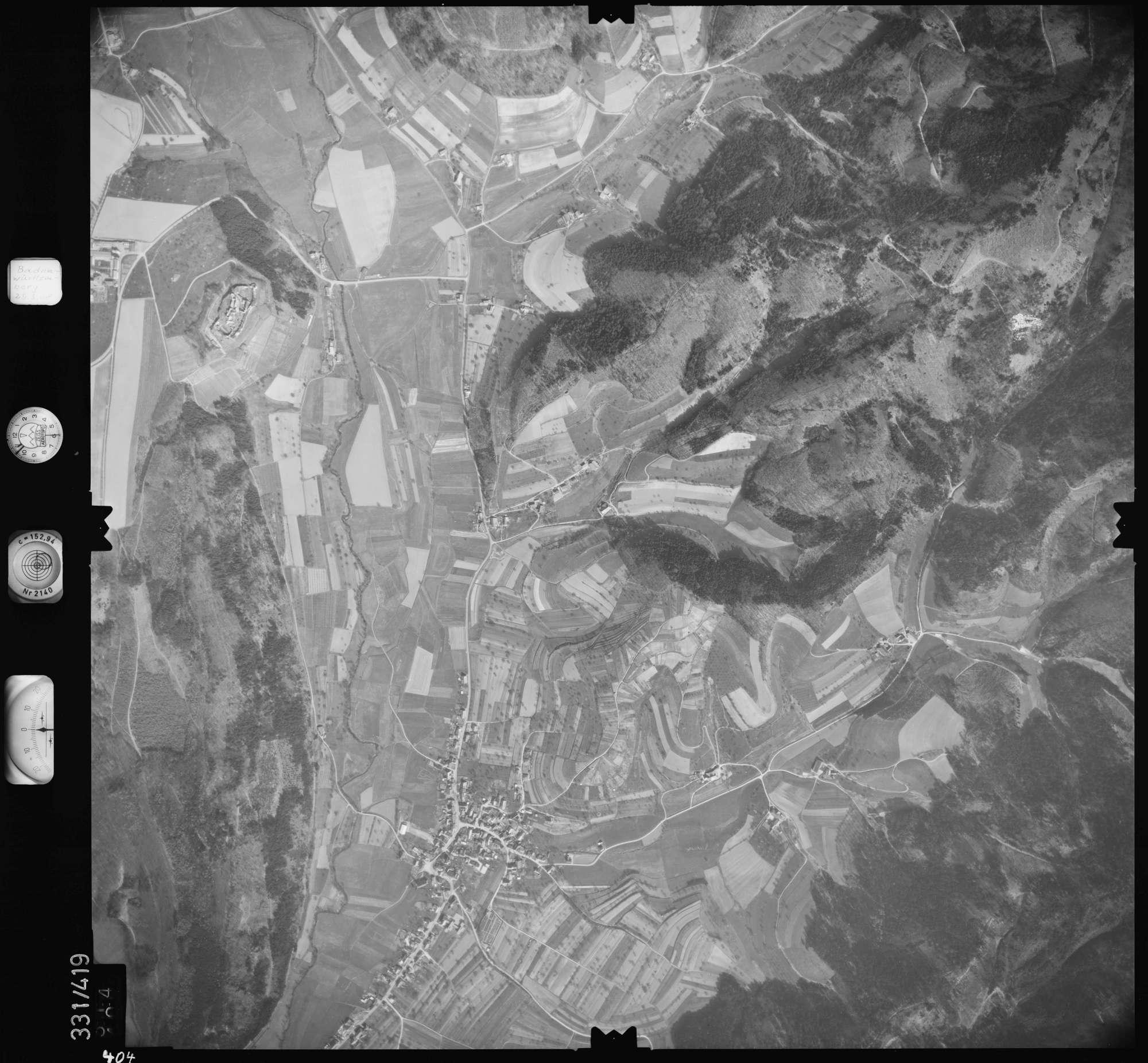 Luftbild: Film 47 Bildnr. 404, Bild 1