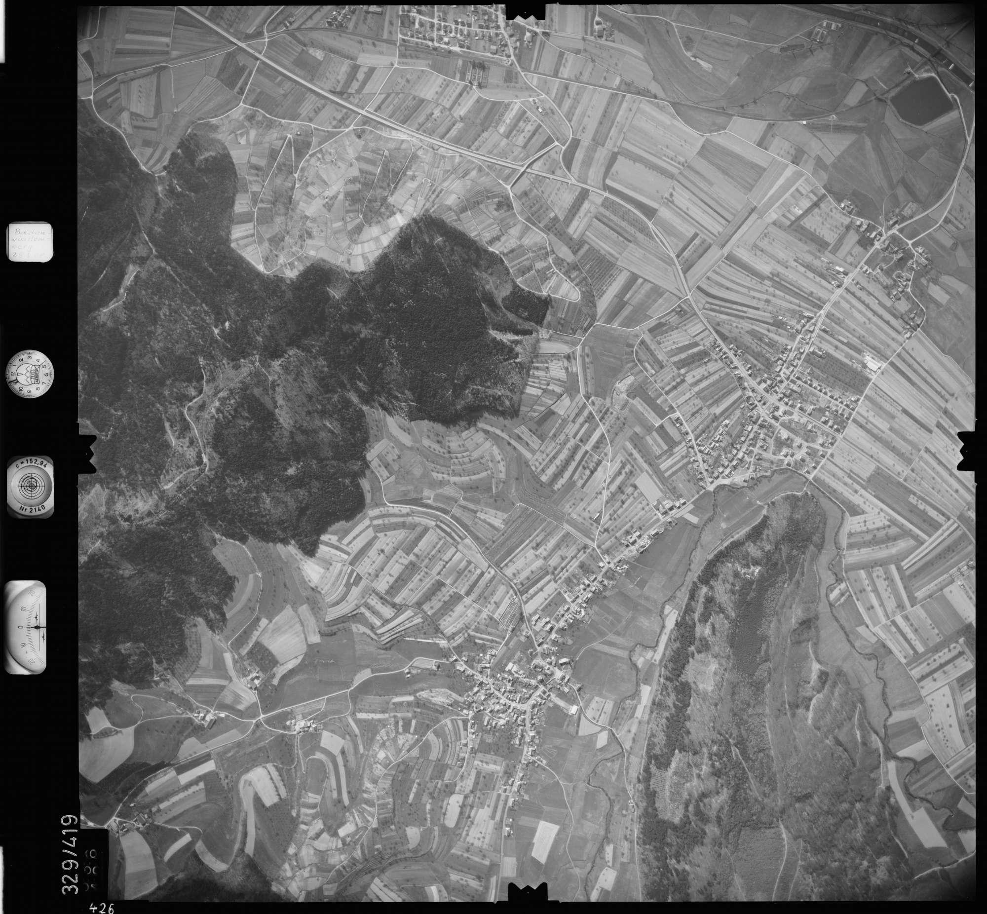 Luftbild: Film 47 Bildnr. 426, Bild 1